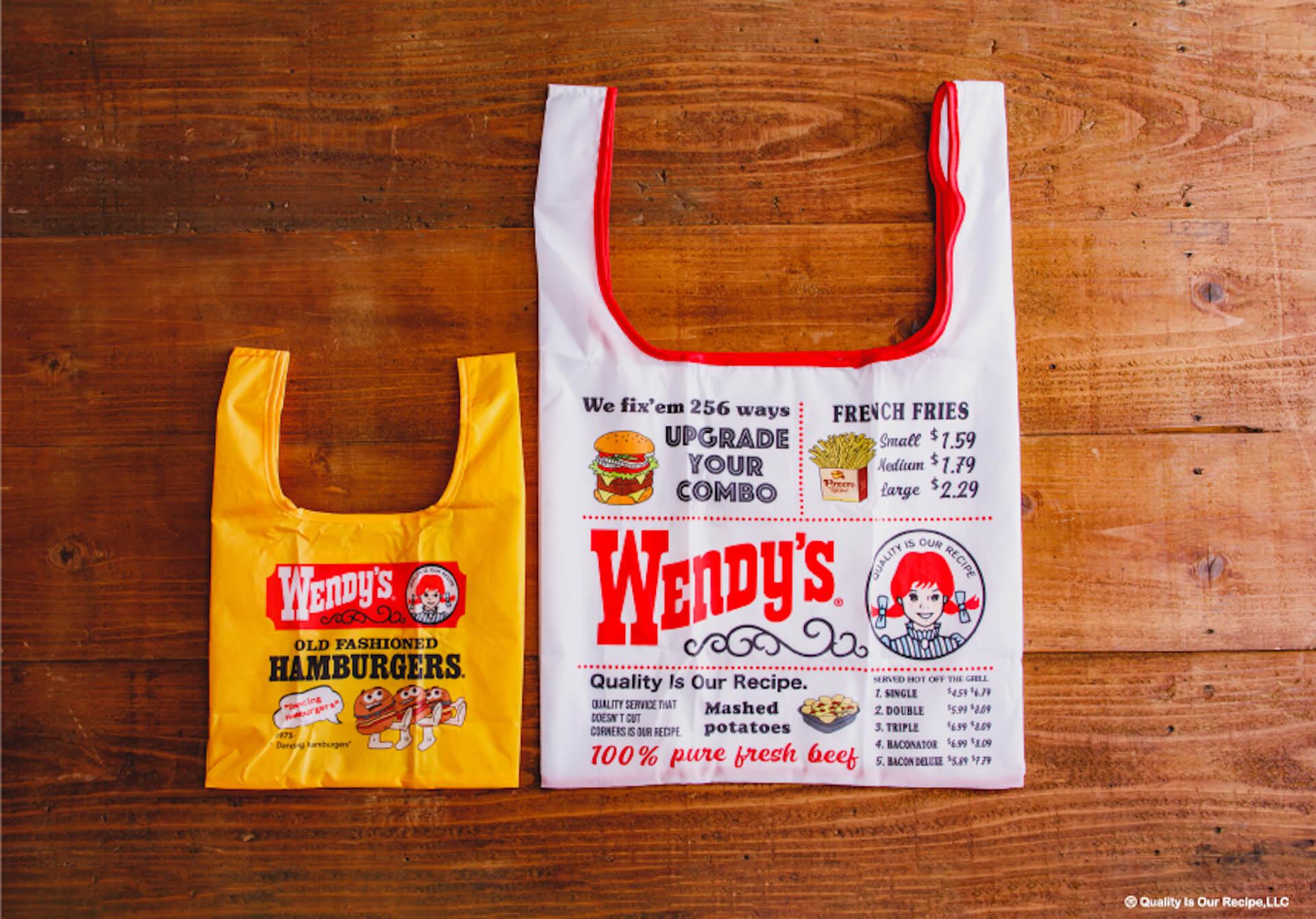 『212 KITCHEN STORE』から『Wendy's』とのコラボアイテムが登場!ロゴやマークをあしらったランチグッズなども販売 life2020925-wendys6