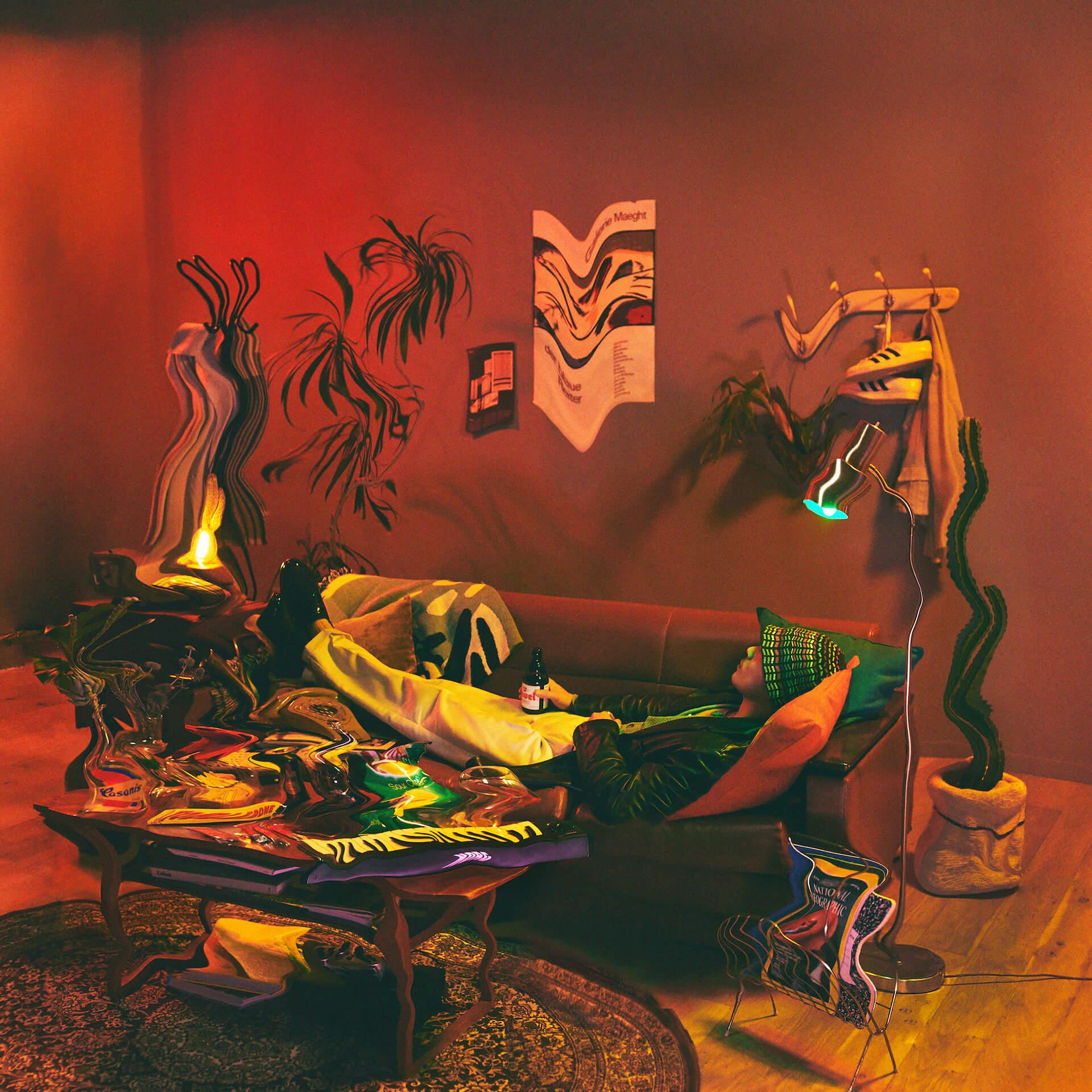"""SoulfiexのメンバーであるZINが最新シングル""""Buddies""""を本日リリース!MV予告編も公開 music_2020925_zin2"""