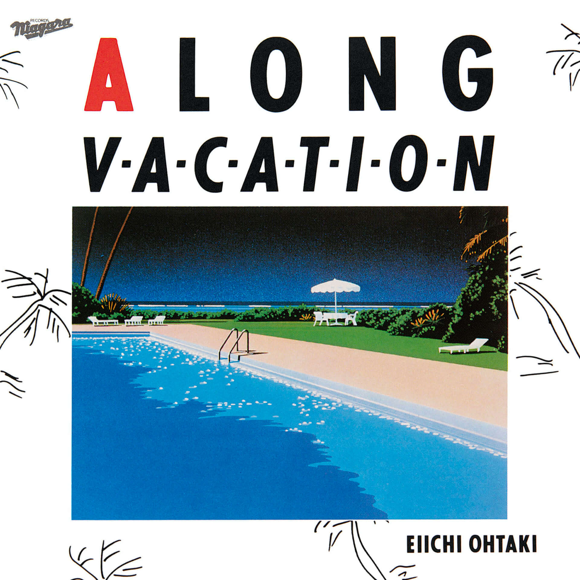 大滝詠一『A LONG VACATION』40周年記念盤の収録内容が公開!約30曲にも及ぶ音源集『Road to A LONG VACATION』も収録 music201026_ohtakieiichi_3-1920x1920