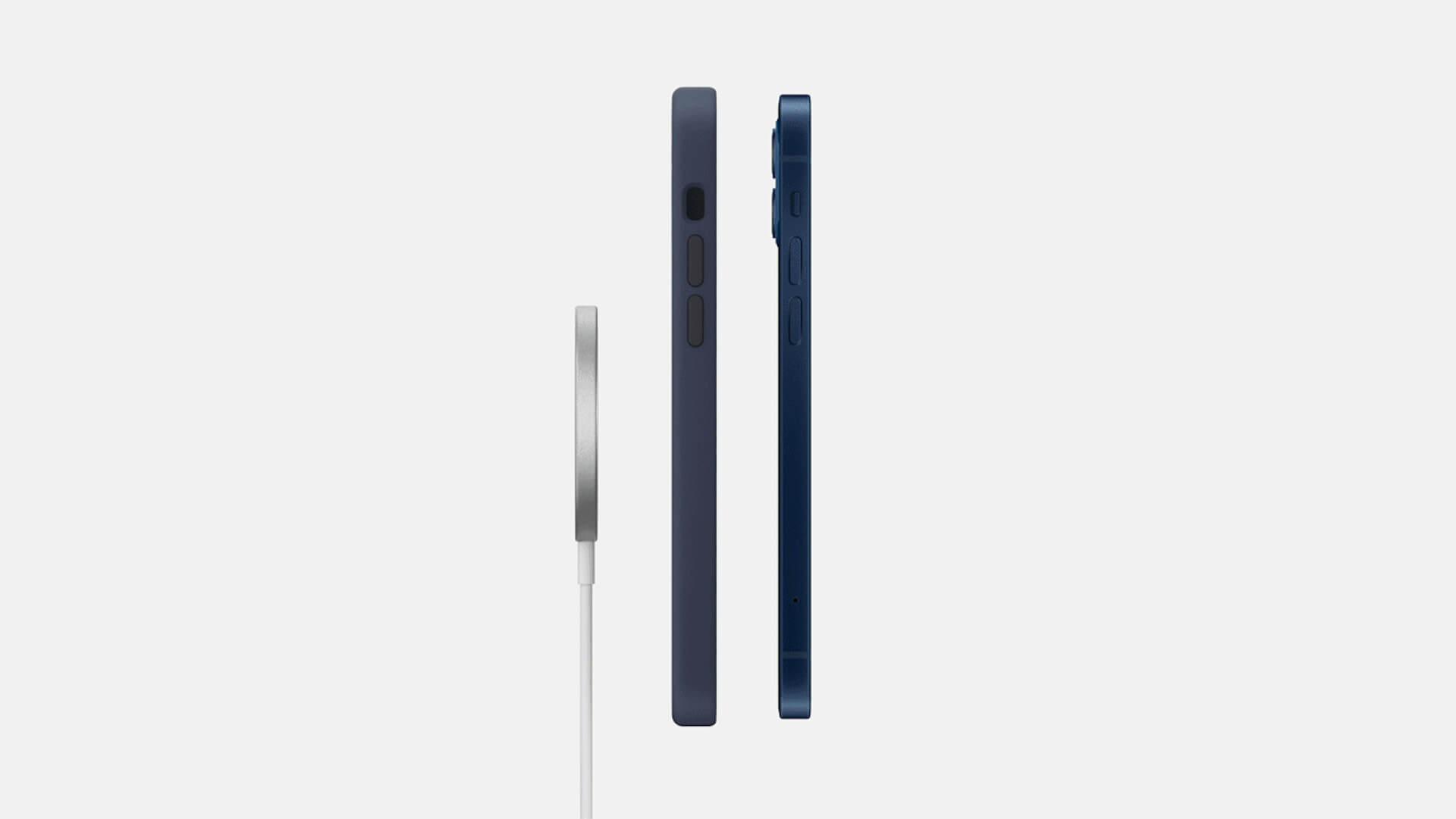 iPhone 12シリーズをMagSafe充電器で充電すると、ケースに丸い跡が残る可能性?Appleのサポートページで注意書き tech201026_iphone12_1