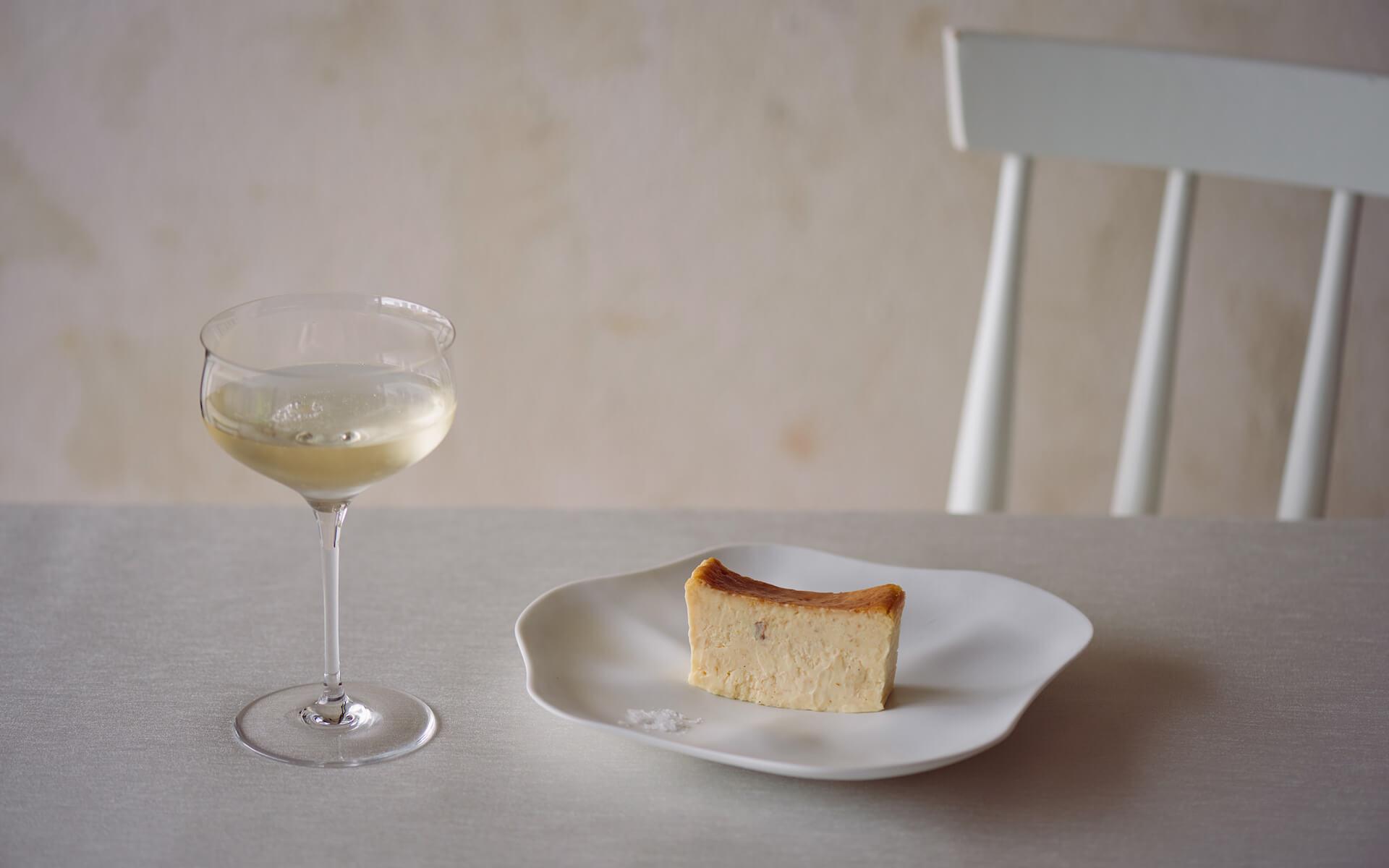 """売り切れ必至のMr. CHEESECAKE新商品が受注生産販売決定!高級食材""""白トリュフ""""を使った高価なチーズケーキ gourmet201027_mrcheesecake_2"""