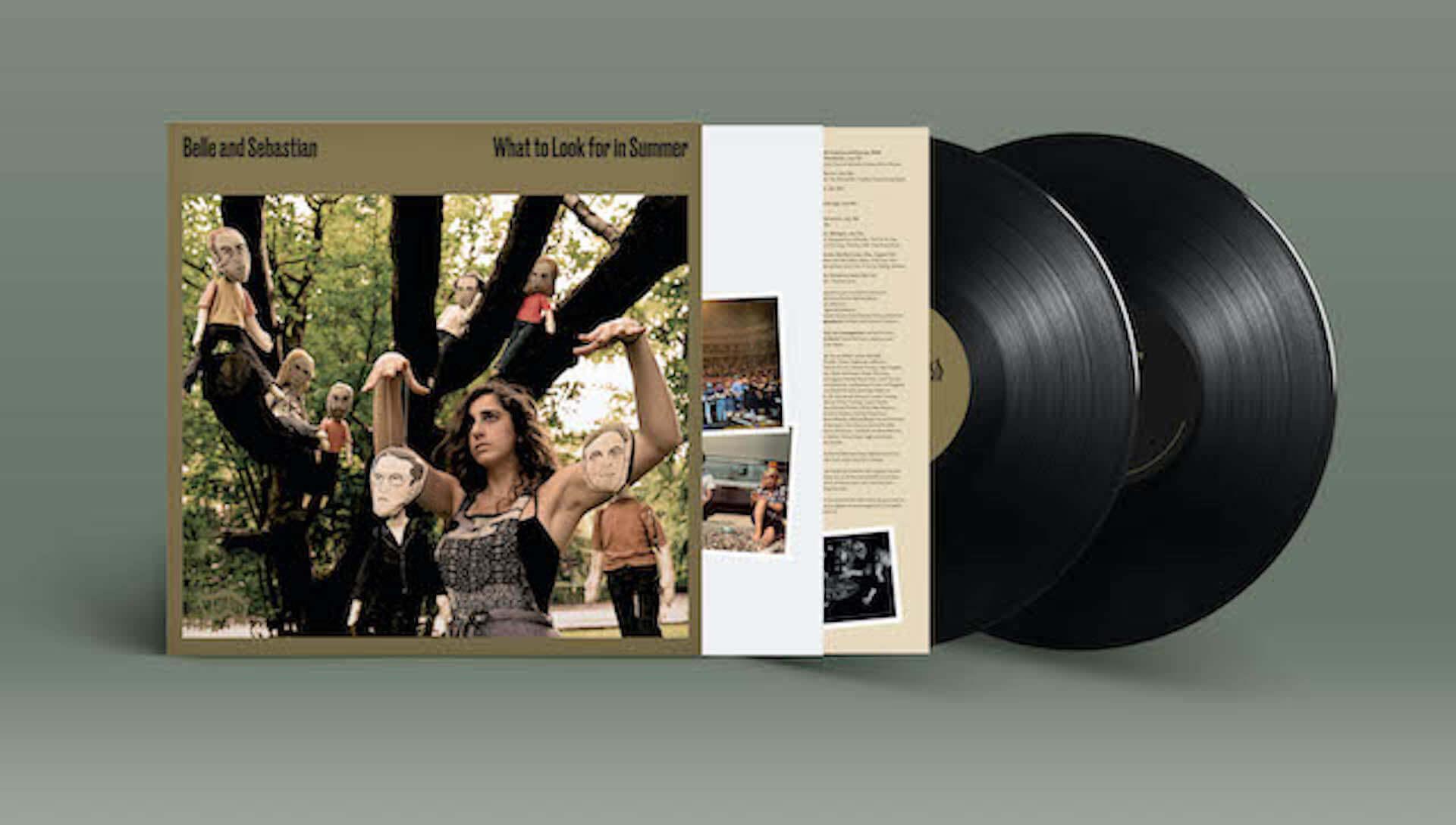 Belle and Sebastianの2枚組ライブ・ベスト盤『What To Look For In Summer』がCD&LPで発売決定!収録曲2曲のMVも公開 music201028_belle-and-sebastian_3-1920x1089