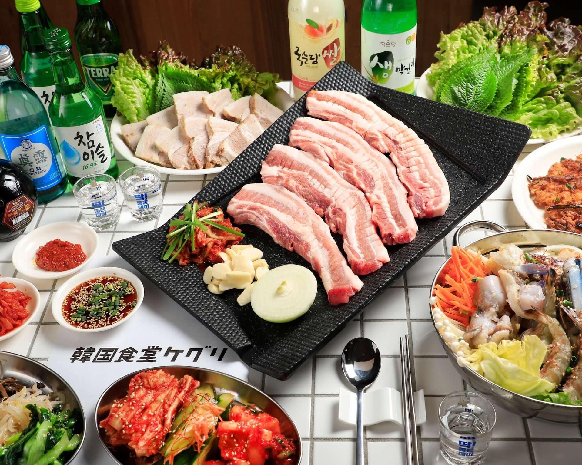 北海道産のワタリガニを使用した『生カンジャンケジャン』が「韓国食堂ケグリ」に登場!1日10食限定で販売開始 gourmet201029_kankokushokudou-keguri_1-1920x1536