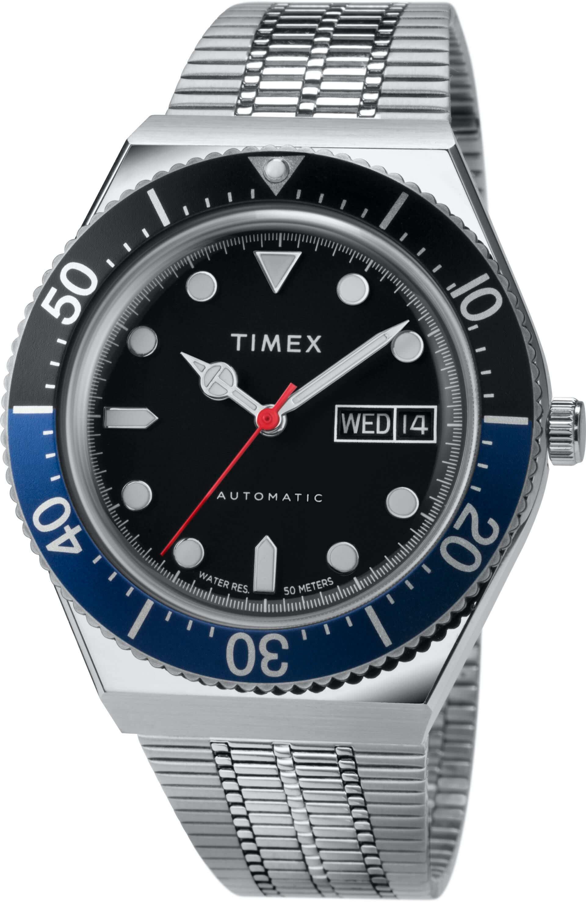 TIMEXの人気シリーズ『タイメックス キュー』に日本初上陸の派生モデル『M79』が登場!スケルトン仕様の裏蓋にも注目 tech201028_timex_2-1920x2952