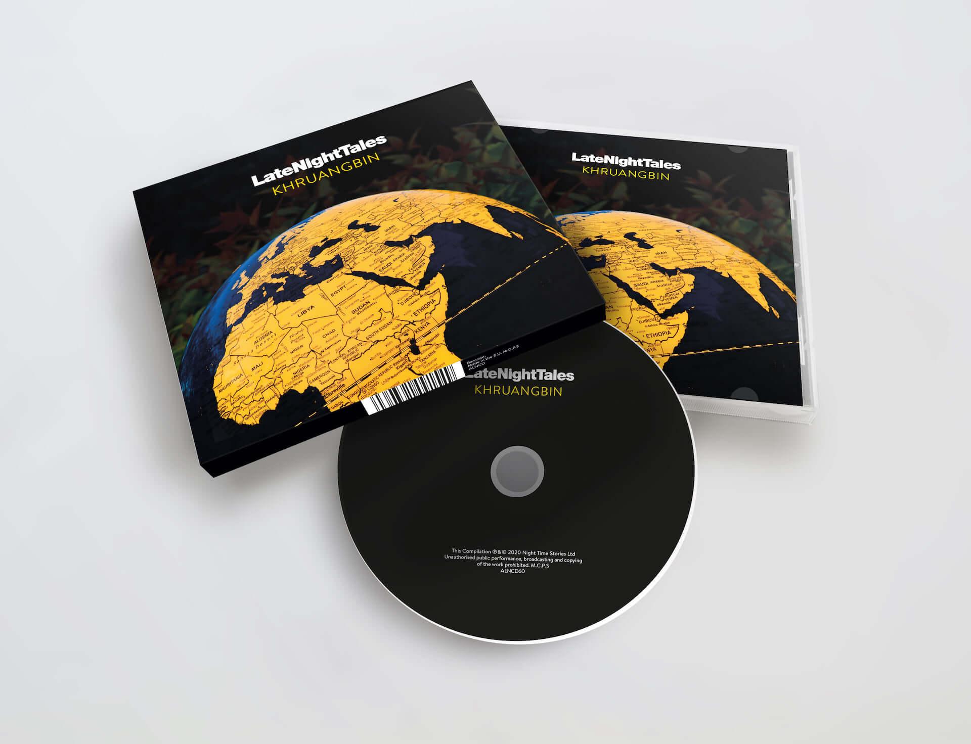 Khruangbinによる夜聴きコンピの決定盤「Late Night Tales」がリリース決定!萩原健一主演ドラマ『祭ばやしが聞こえる』の主題歌も収録 music201029_khruangbin_2-1920x1472