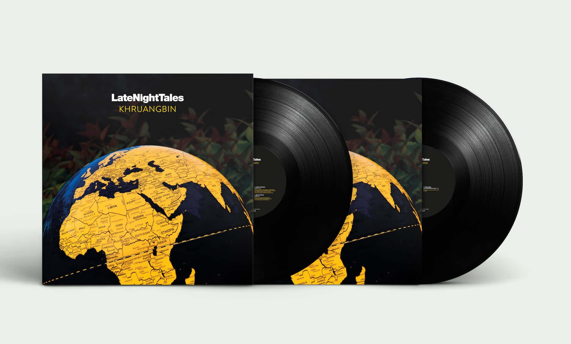 Khruangbinによる夜聴きコンピの決定盤「Late Night Tales」がリリース決定!萩原健一主演ドラマ『祭ばやしが聞こえる』の主題歌も収録 music201029_khruangbin_4-1920x1157