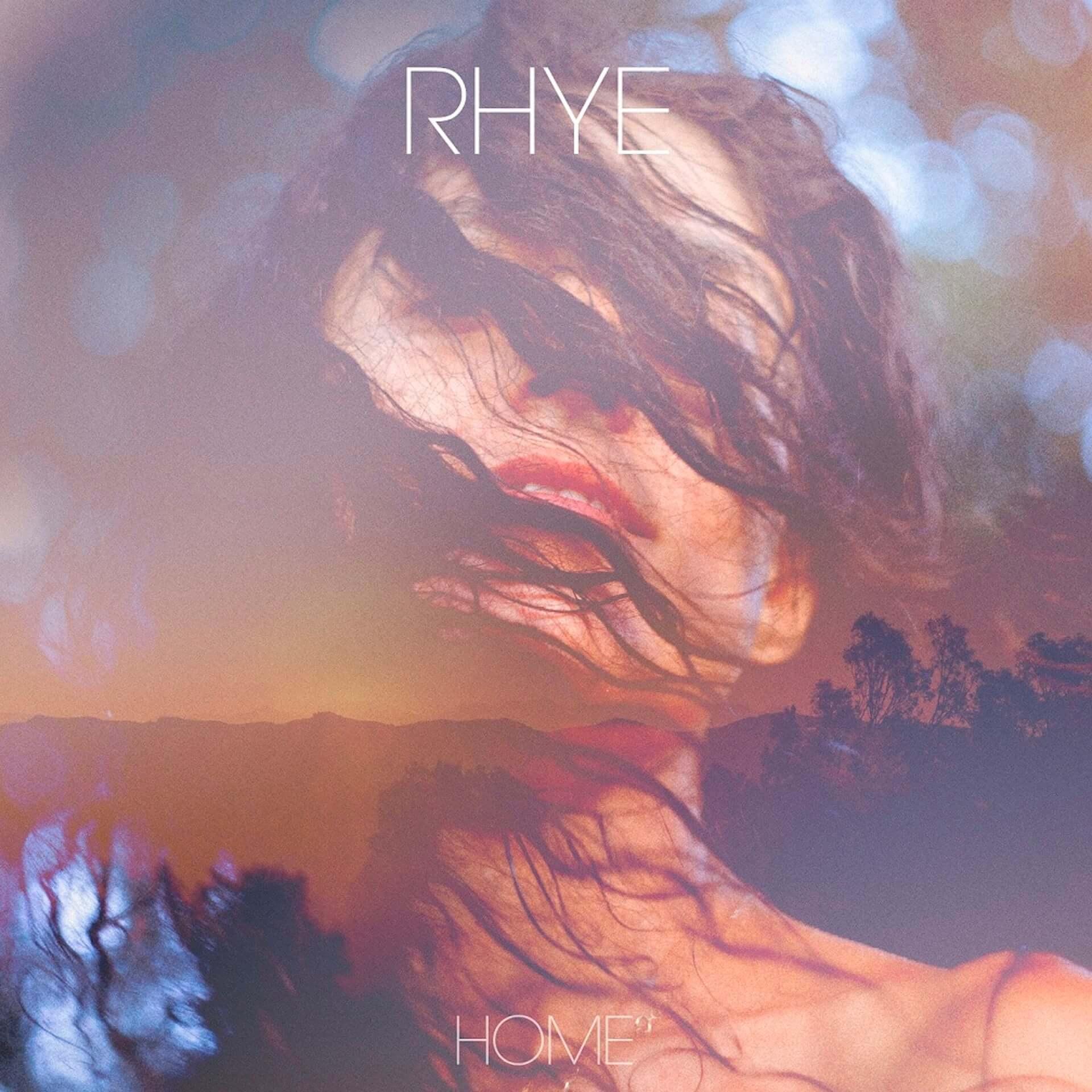 "Rhyeの新アルバム『Home』がリリース決定!先行シングル""Black Rain""がMVと共に公開 music201030_rhye_2-1920x1920"