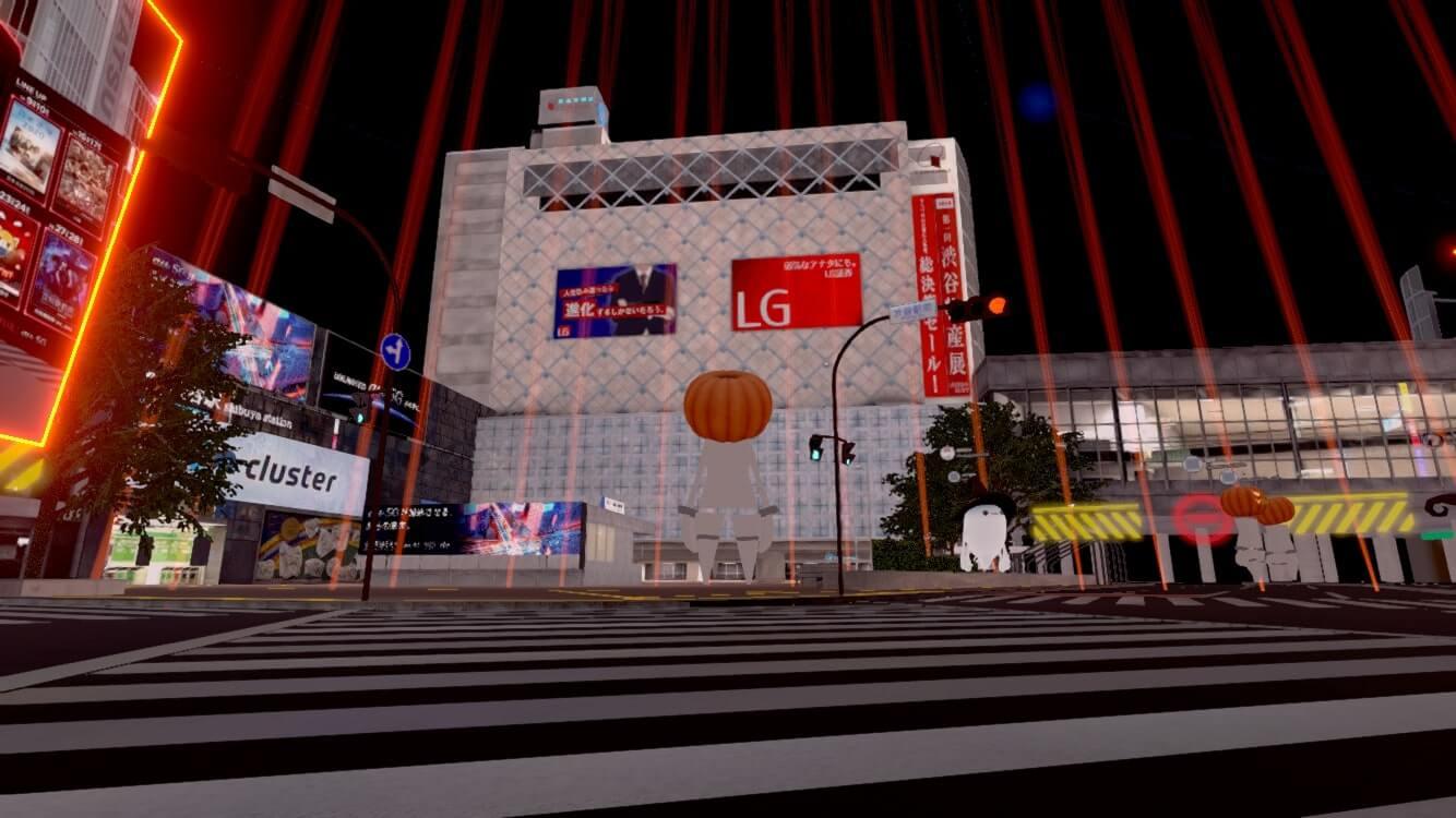 今年の渋谷ハロウィーンは #StayVirtual !?バーチャル渋谷 au 5G ハロウィーンフェス体験記 tech1030_shibuya-halloween_04
