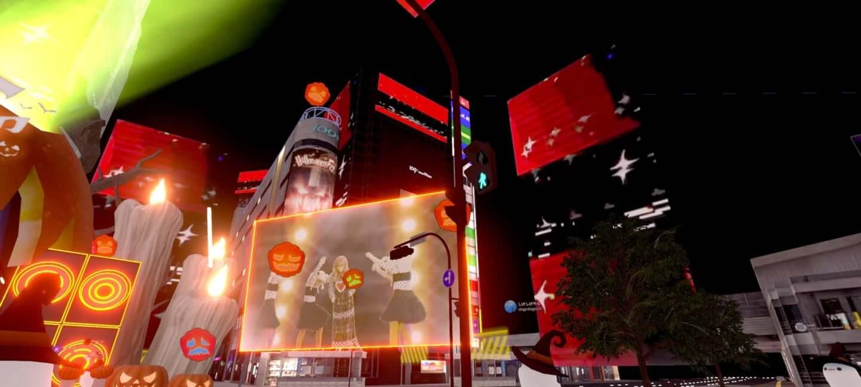 今年の渋谷ハロウィーンは #StayVirtual !?バーチャル渋谷 au 5G ハロウィーンフェス体験記 tech1030_shibuya-halloween_08-1440x648