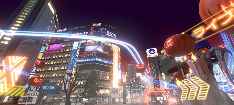 今年の渋谷ハロウィーンは #StayVirtual !?バーチャル渋谷 au 5G ハロウィーンフェス体験記 tech1030_shibuya-halloween_11-1440x648