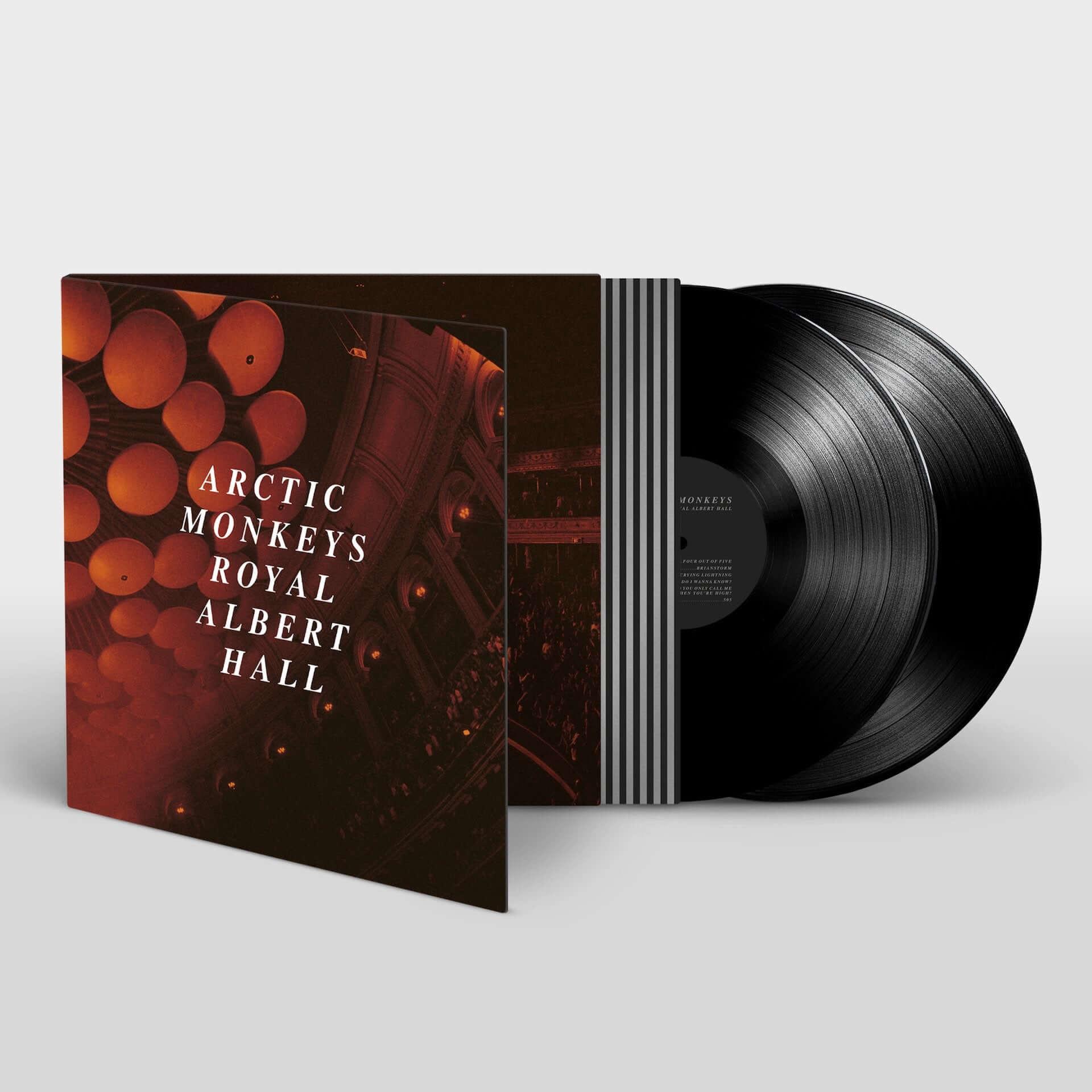 Arctic Monkeysが20曲入りのライブアルバム『Live At The Royal Albert Hall』をリリース決定!収益は全て慈善団体「War Child UK」に寄付 music201030_arctic-monkeys_2-1920x1920