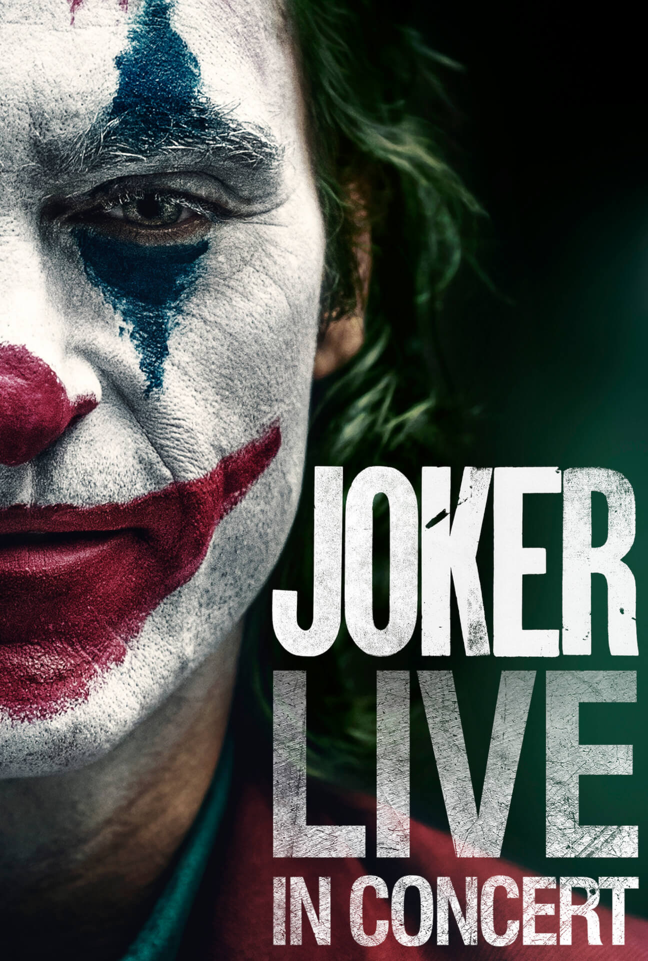 昨年アカデミー賞受賞で話題をさらった『ジョーカー』がフィルムコンサートで蘇る!東京国際フォーラムホールAにて開催決定 film201031_joker_live_main
