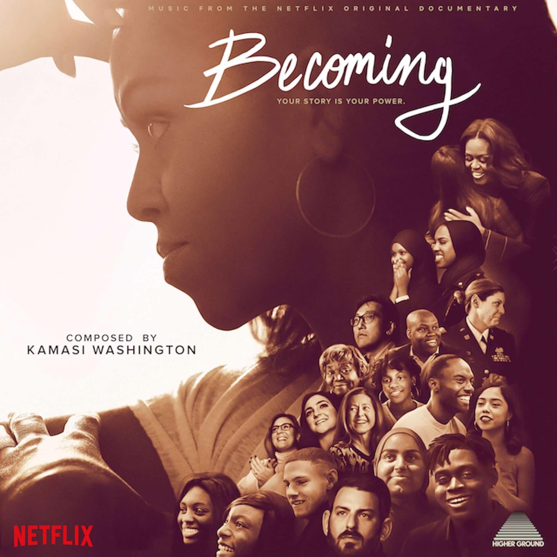 Kamasi Washingtonが自身初の映画音楽作品『Becoming』のフルライブを披露!コンサート映像シリーズ「SOUND/STAGE」にて公開 music201102_kamasi-washington_3-1920x1920