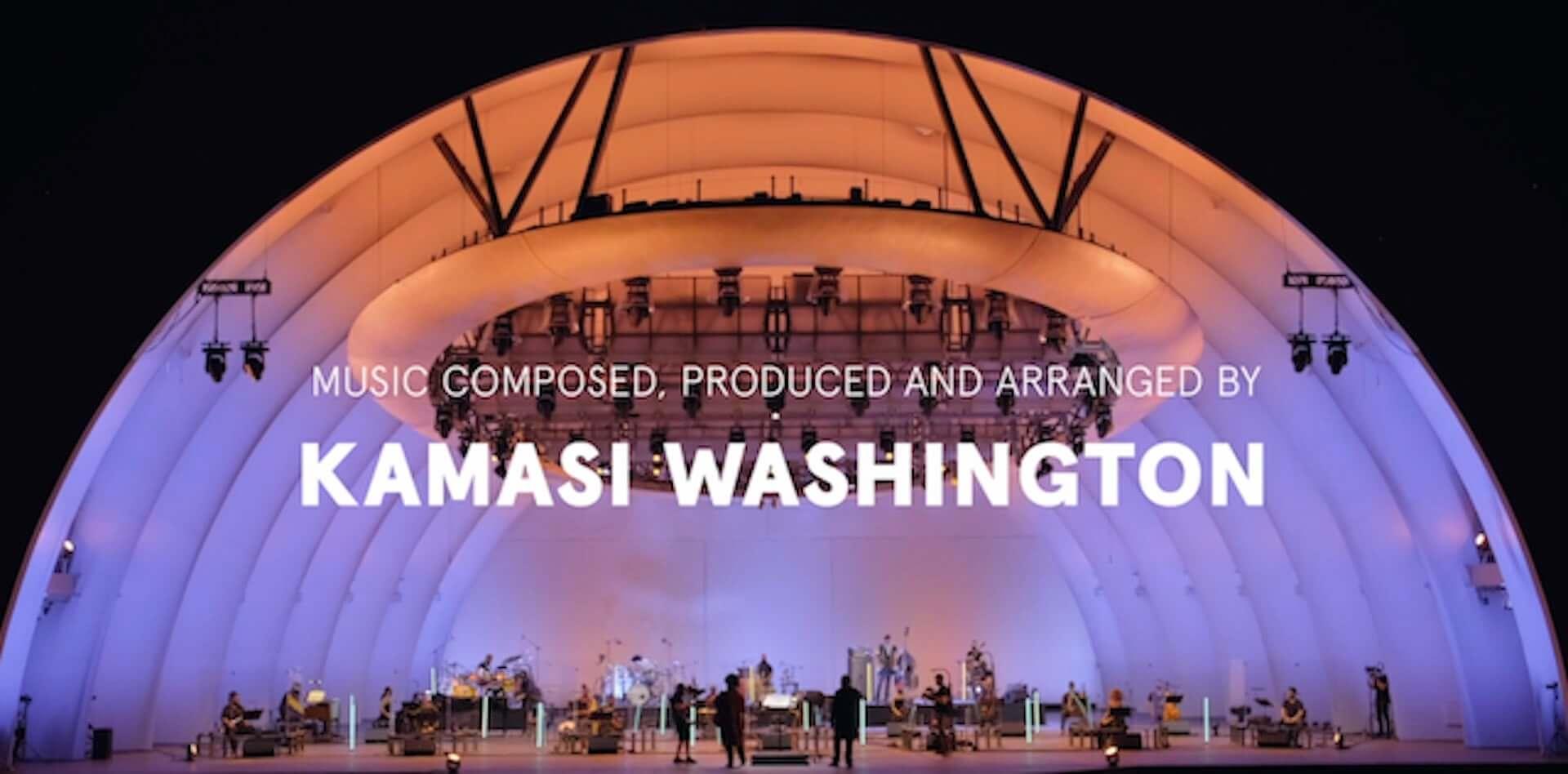Kamasi Washingtonが自身初の映画音楽作品『Becoming』のフルライブを披露!コンサート映像シリーズ「SOUND/STAGE」にて公開 music201102_kamasi-washington_4-1920x948