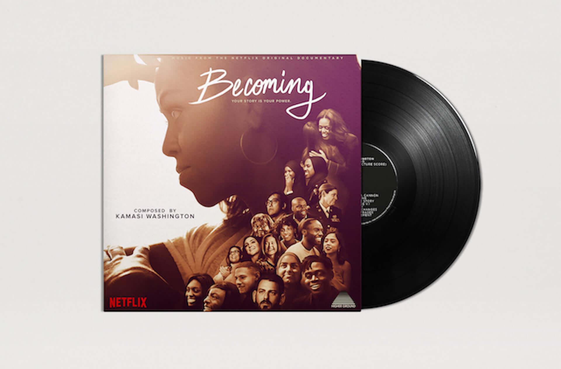 Kamasi Washingtonが自身初の映画音楽作品『Becoming』のフルライブを披露!コンサート映像シリーズ「SOUND/STAGE」にて公開 music201102_kamasi-washington_1-1920x1263