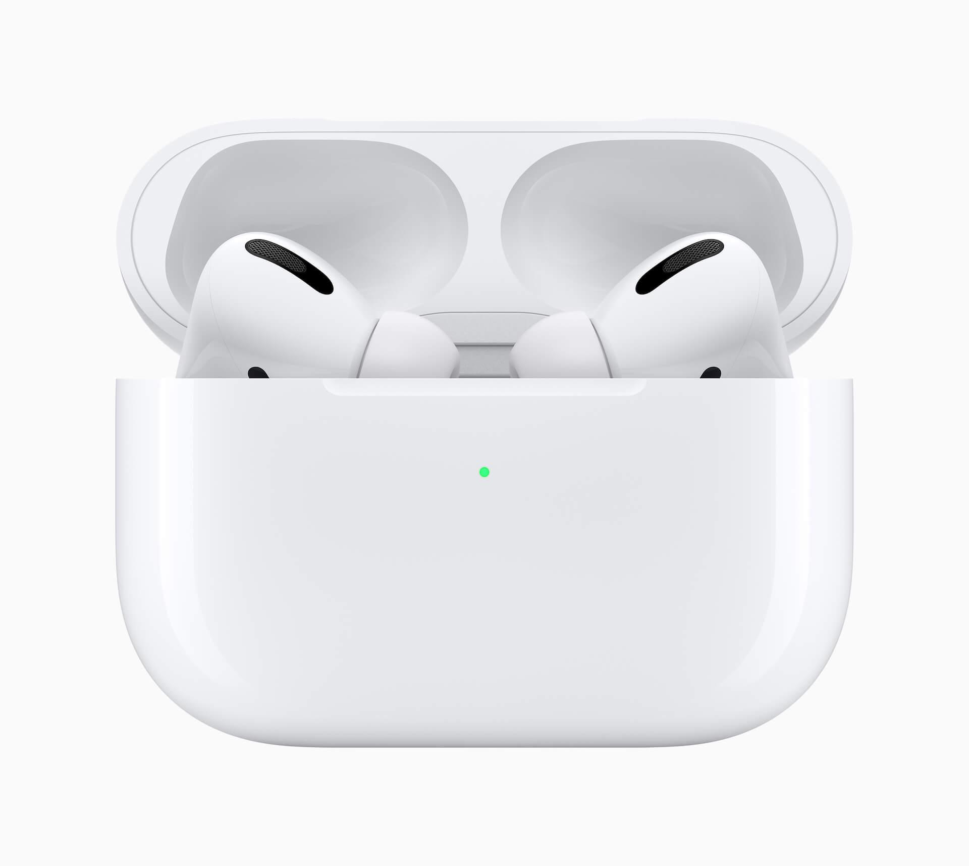 一部のAirPods Proのノイズキャンセリングに不具合発生?Appleで無償の修理サービス受付中 tech201102_airpodspro_main