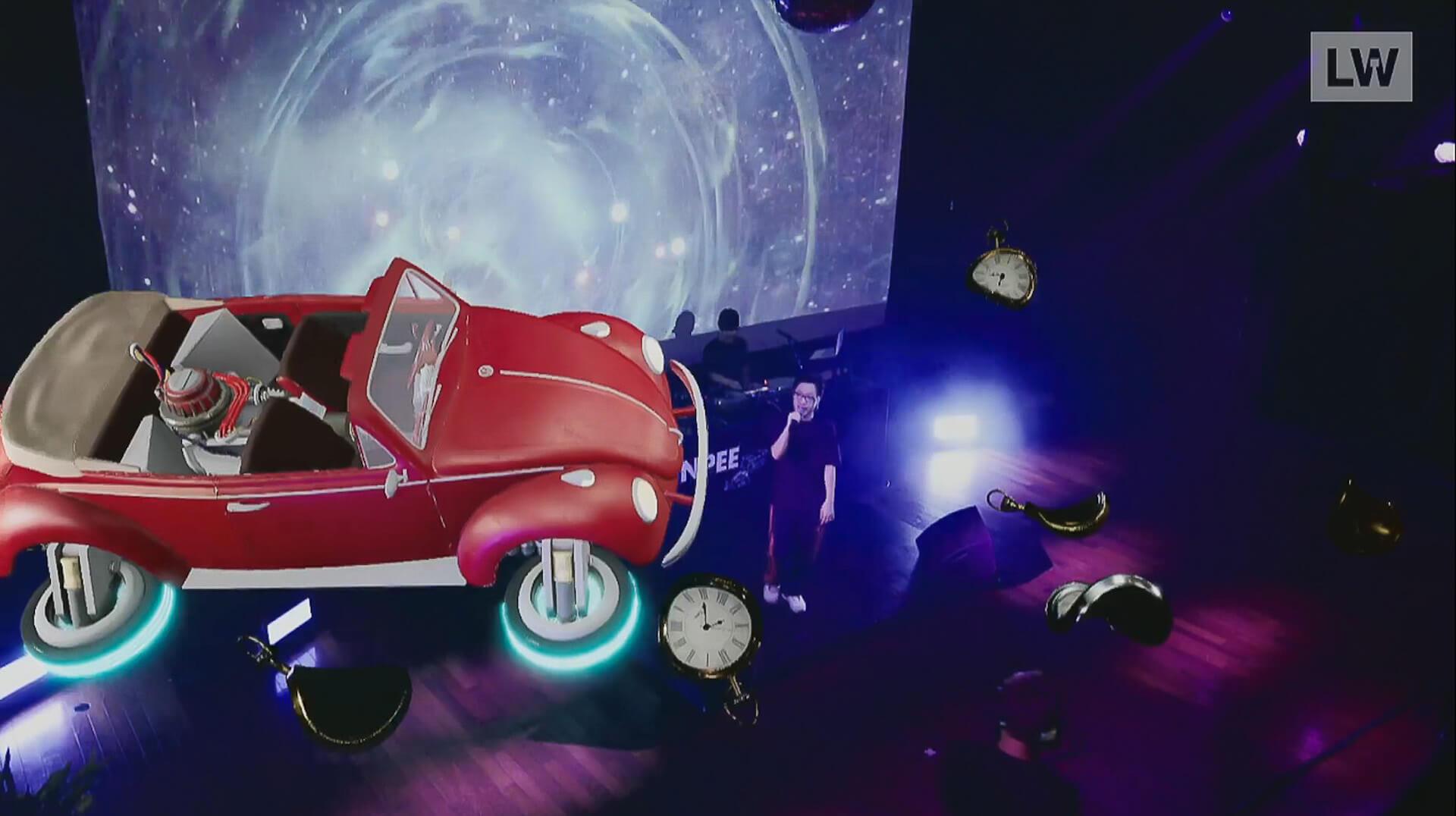PUNPEEが生配信ライブ<PUNPEE Sofa Kingdomcom>を徹底解説!スペースシャワーTVにてディテールを語るトーク番組が放送決定 music201102_punpee_live_4