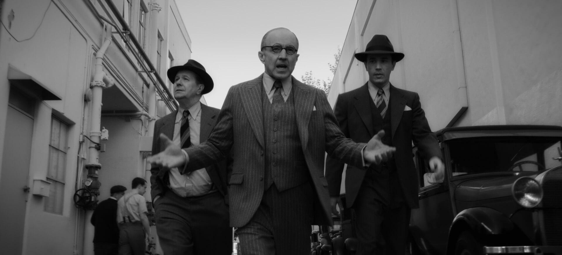デヴィッド・フィンチャー×ゲイリー・オールドマンで注目のNetflix『Mank/マンク』が全国各地の映画館で上映決定!モノクロで統一された場面写真も解禁 film201104_mank_3