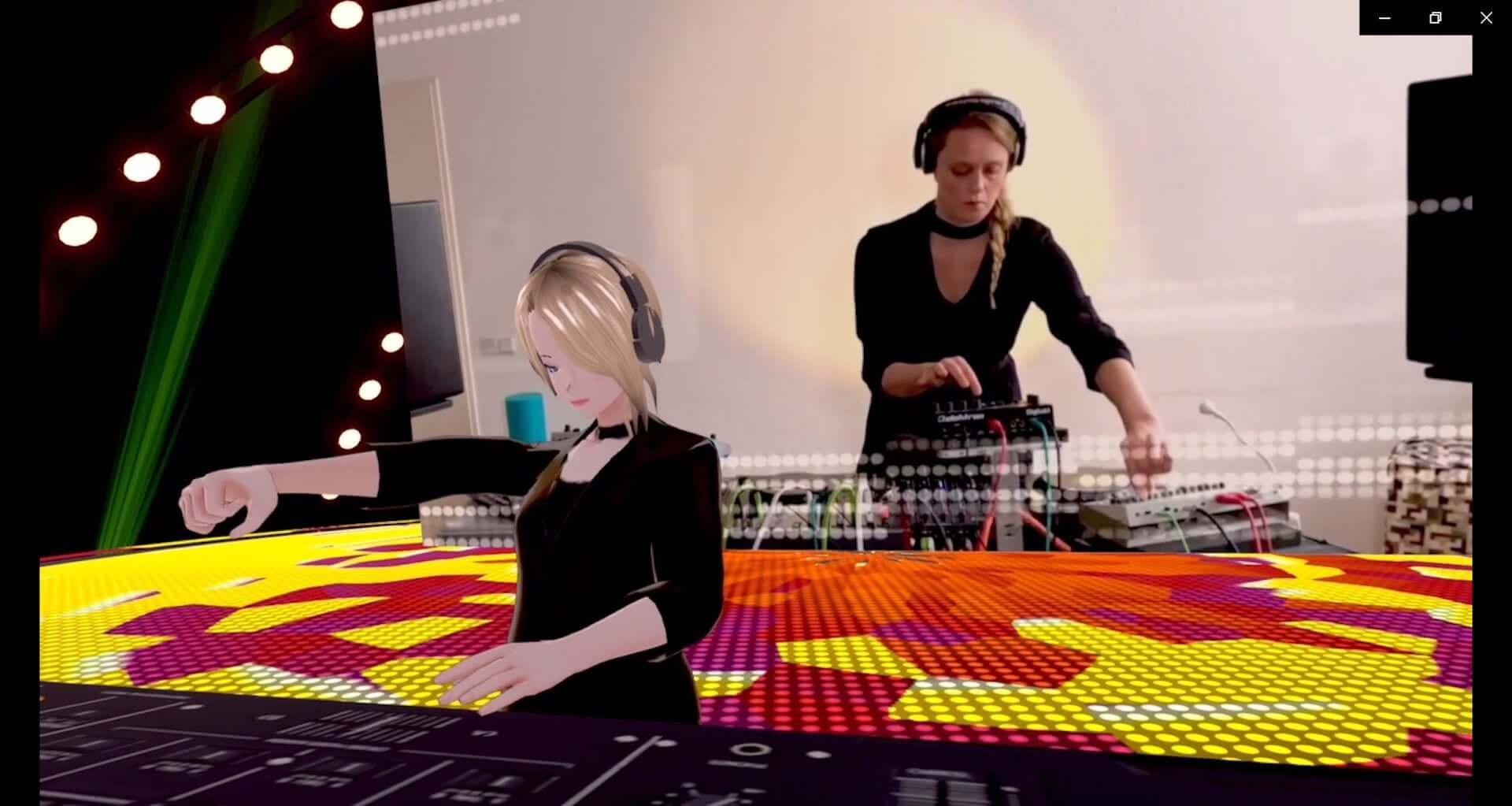 バーチャル渋谷にSUPER DOMMUNEが出現!Ellen Allien、KEN ISHIIらが出演した<DJ IN THE MIRROR WORLD>のレポートが到着 art201104_shibuya5g-halloweenfes_25-1920x1023