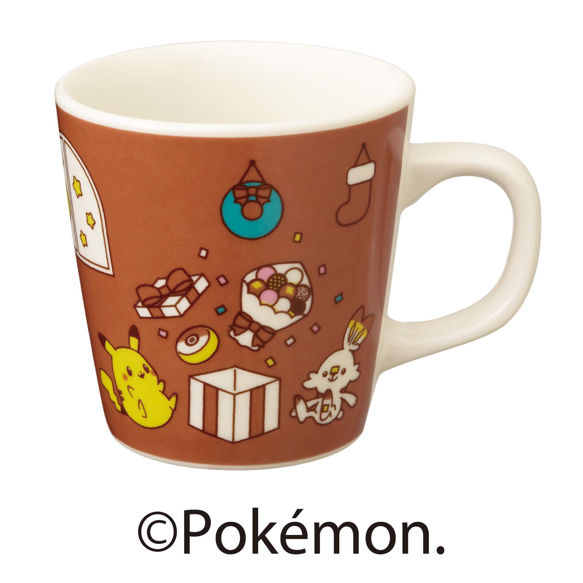 ミスドとポケモンのコラボドーナツ&グッズがついに解禁!ピカチュウ、ラッキーがドーナツに gourmet201105_misdo_pokemon_2