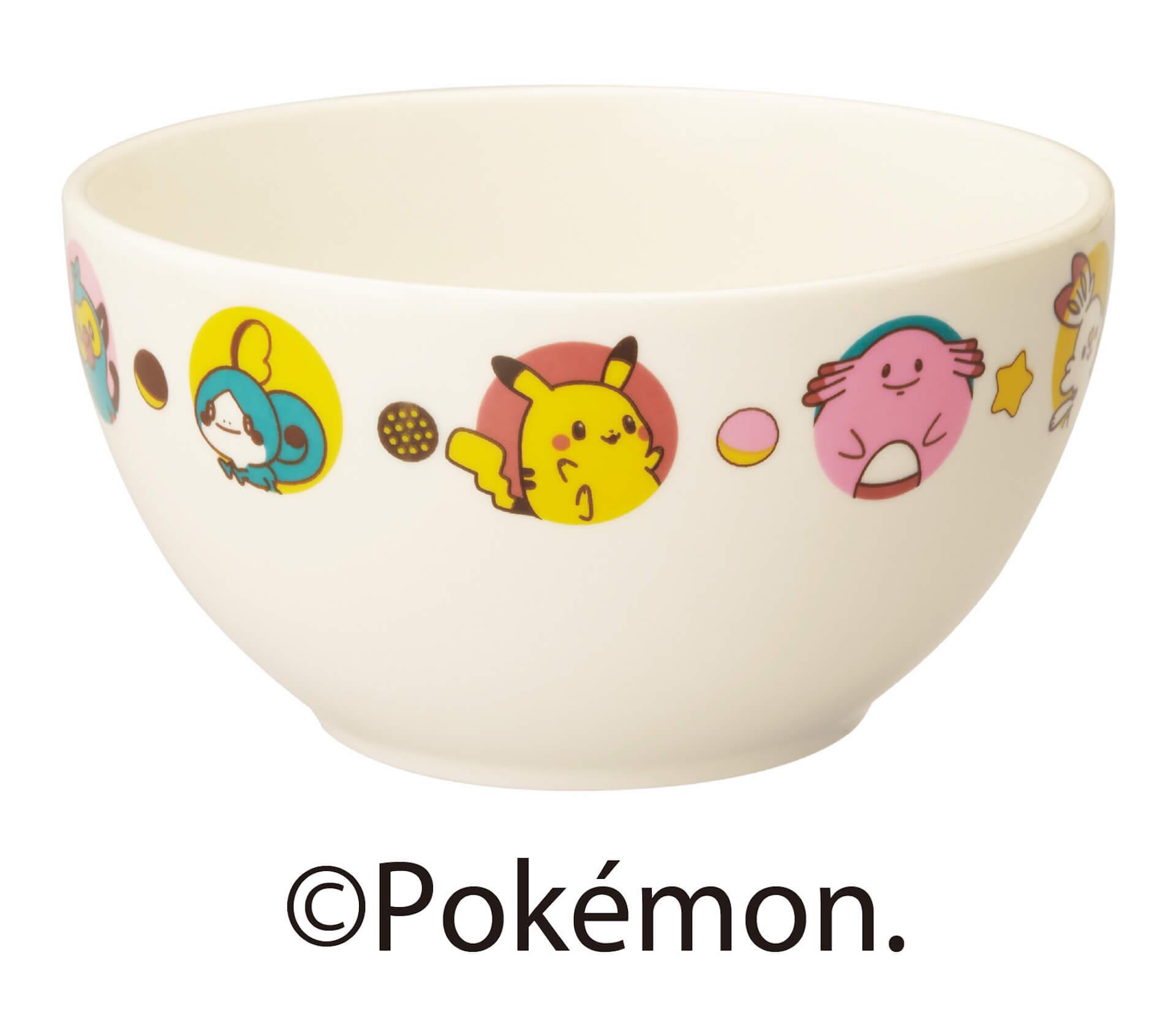 ミスドとポケモンのコラボドーナツ&グッズがついに解禁!ピカチュウ、ラッキーがドーナツに gourmet201105_misdo_pokemon_4