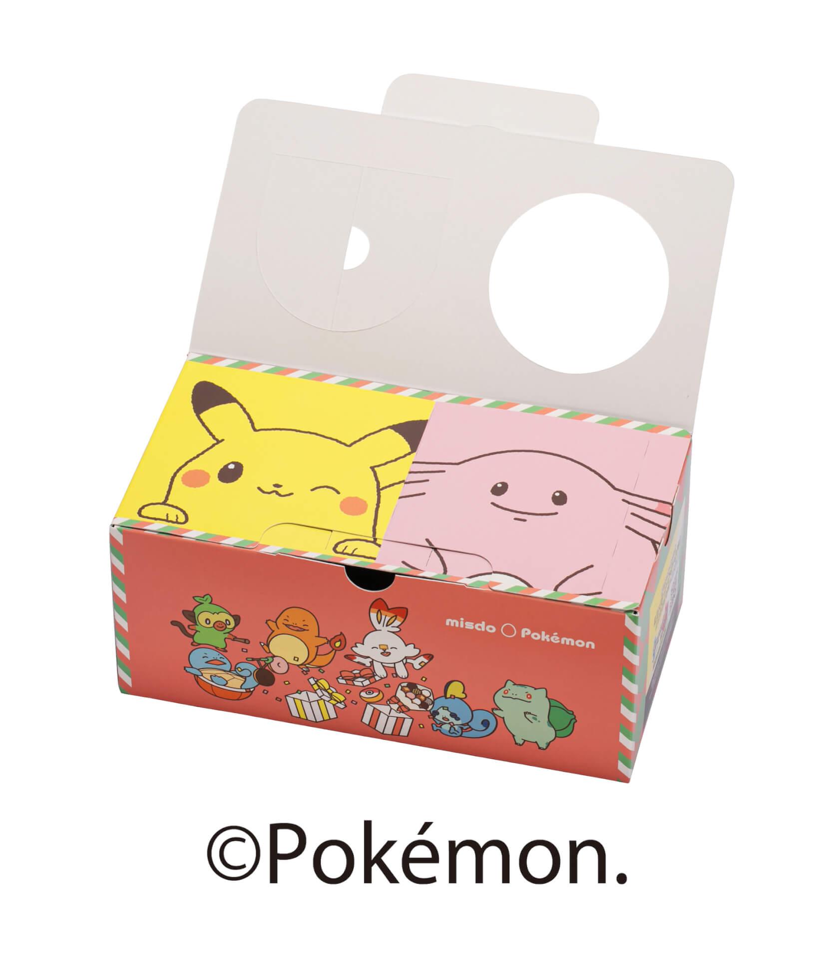 ミスドとポケモンのコラボドーナツ&グッズがついに解禁!ピカチュウ、ラッキーがドーナツに gourmet201105_misdo_pokemon_13