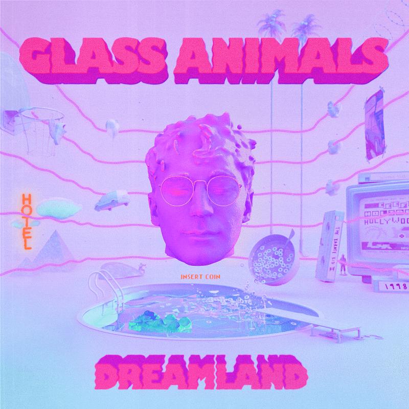 "Glass Animalsインタビュー|メンバーの事故がきっかけ、彼らの""想い出""の回顧録となった新作に迫る interview1005_glassanimals_jckt"