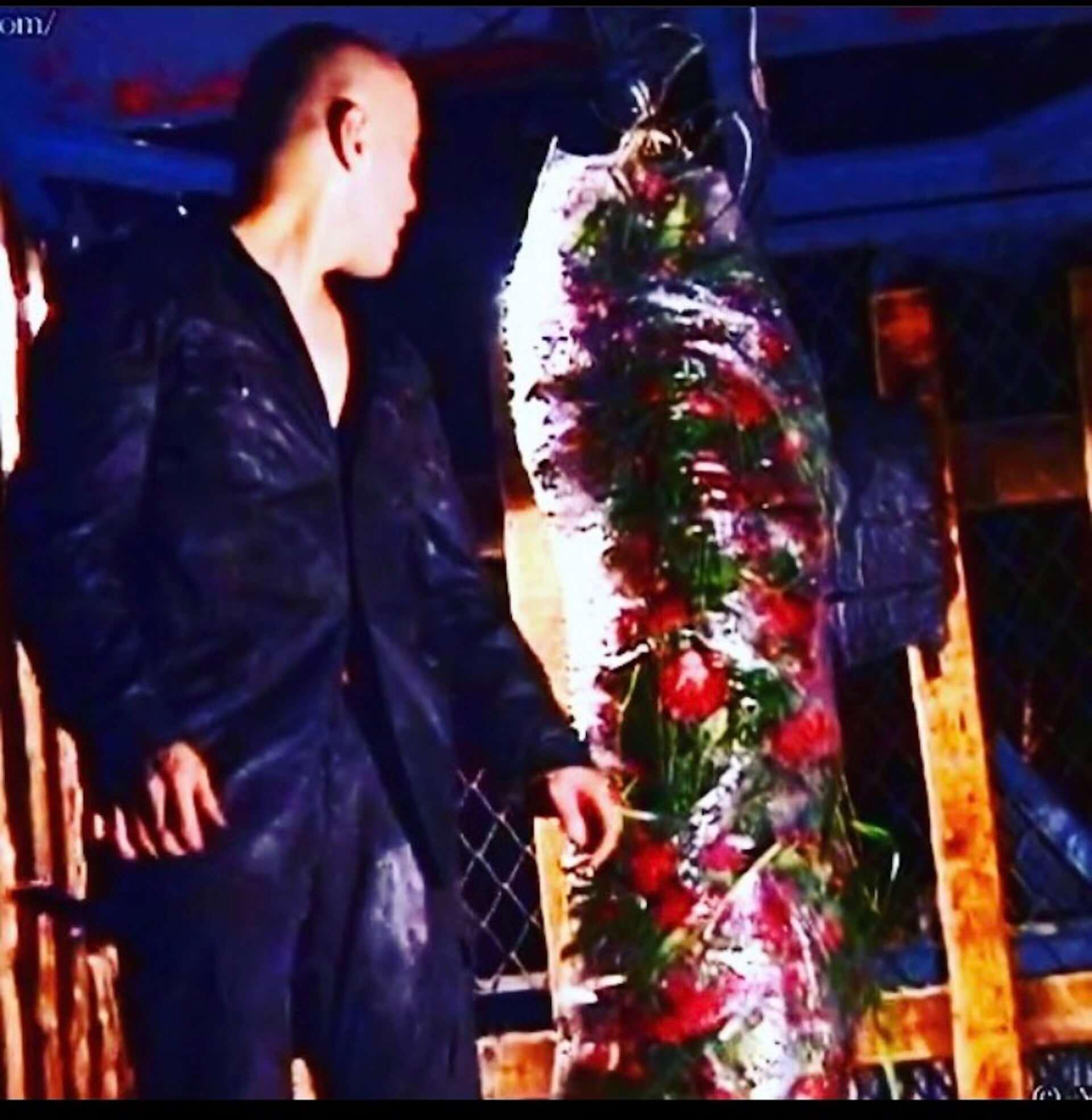 上野雄次と大塚咲による作品展<人間-3日間の人間展>が歌舞伎町・人間レストランにて開催決定!最終日にはライブパフォーマンスも実施 art201106_yuji_ueno_4-1920x1969