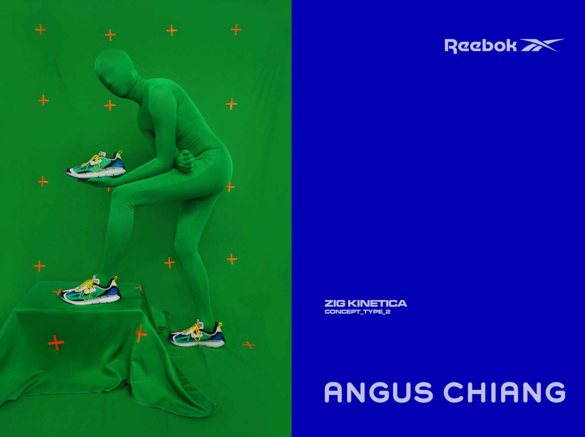 リーボックからアンガス・ジャンとのコラボシューズ『ANGUS CHIANG×ZIG KINETICA CONCEPT_TYPE_2』が登場!ポップで大胆なカラーリングに fashion2020106_reebok_3