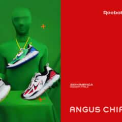 Reebok × ANGUS CHIANG