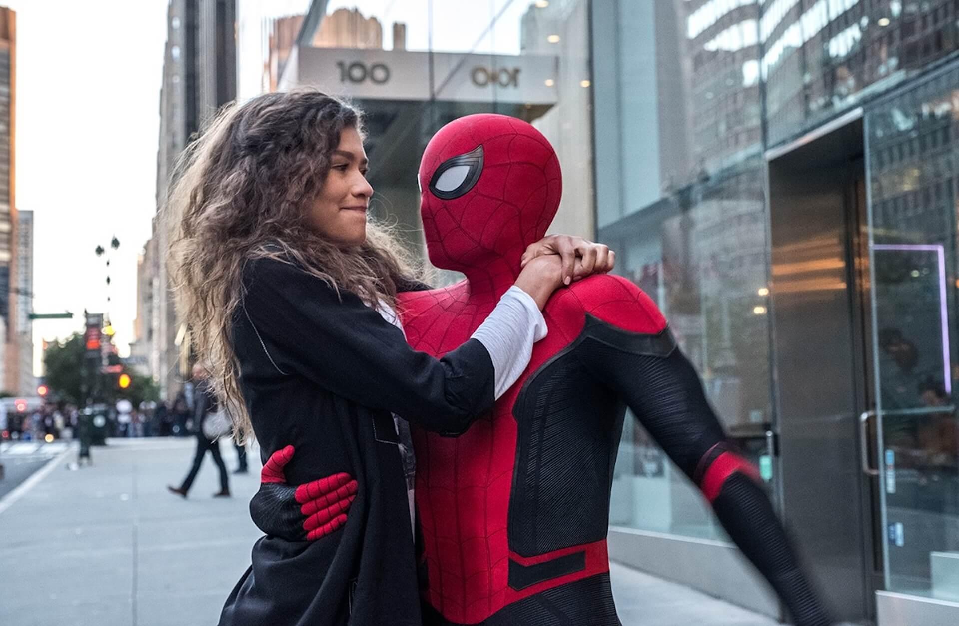 撮影進行中のマーベル・スタジオ『スパイダーマン3』のスパイダーマンの姿がついに公開!トム・ホランドがInstagramで披露 film201109_spiderman_main