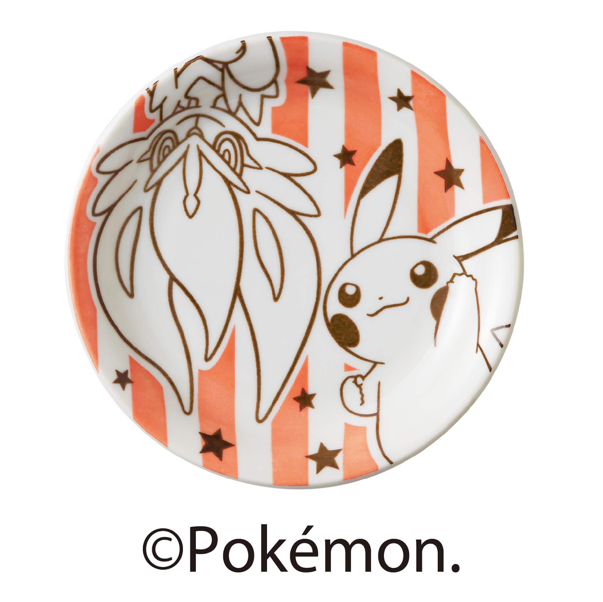 """ミスドとポケモンのコラボキャンペーン""""ミスドでポケモンといいことあるぞ""""に数量限定の「ポケモン おやつ皿」が登場!「ミスド ポケモン キッズセット」発売決定 gourmet201110_misdo_pokemon_1"""