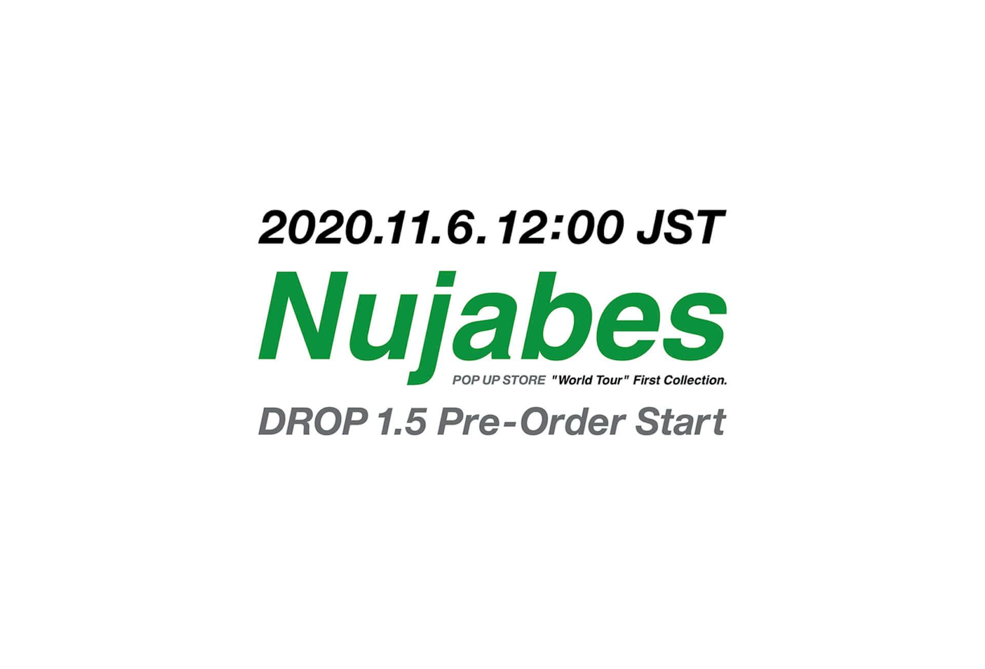 Nujabesの公式ポップアップにフーディー、ロングスリーブなどの新商品が続々登場!冬にぴったりなウールキャップやルームパンツも lf201110_nujabes-popup_7-1920x1304