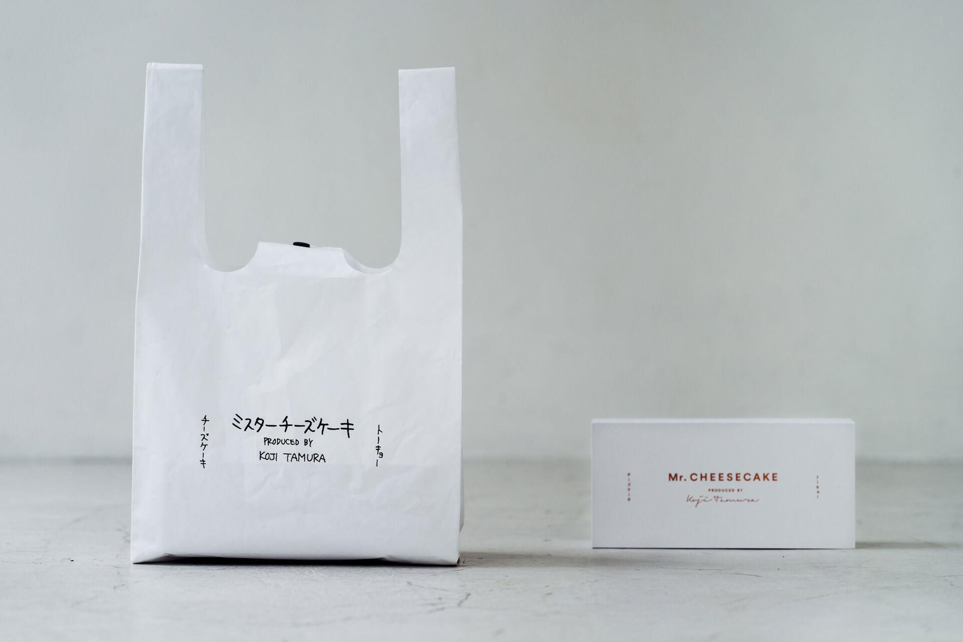 絶品チーズケーキで人気のMr. CHEESECAKEが加賀美健とのコラボショッパーを制作!チーズケーキとのセット商品が発売決定 gourmet201110_mrcheesecake_kagamiken_2