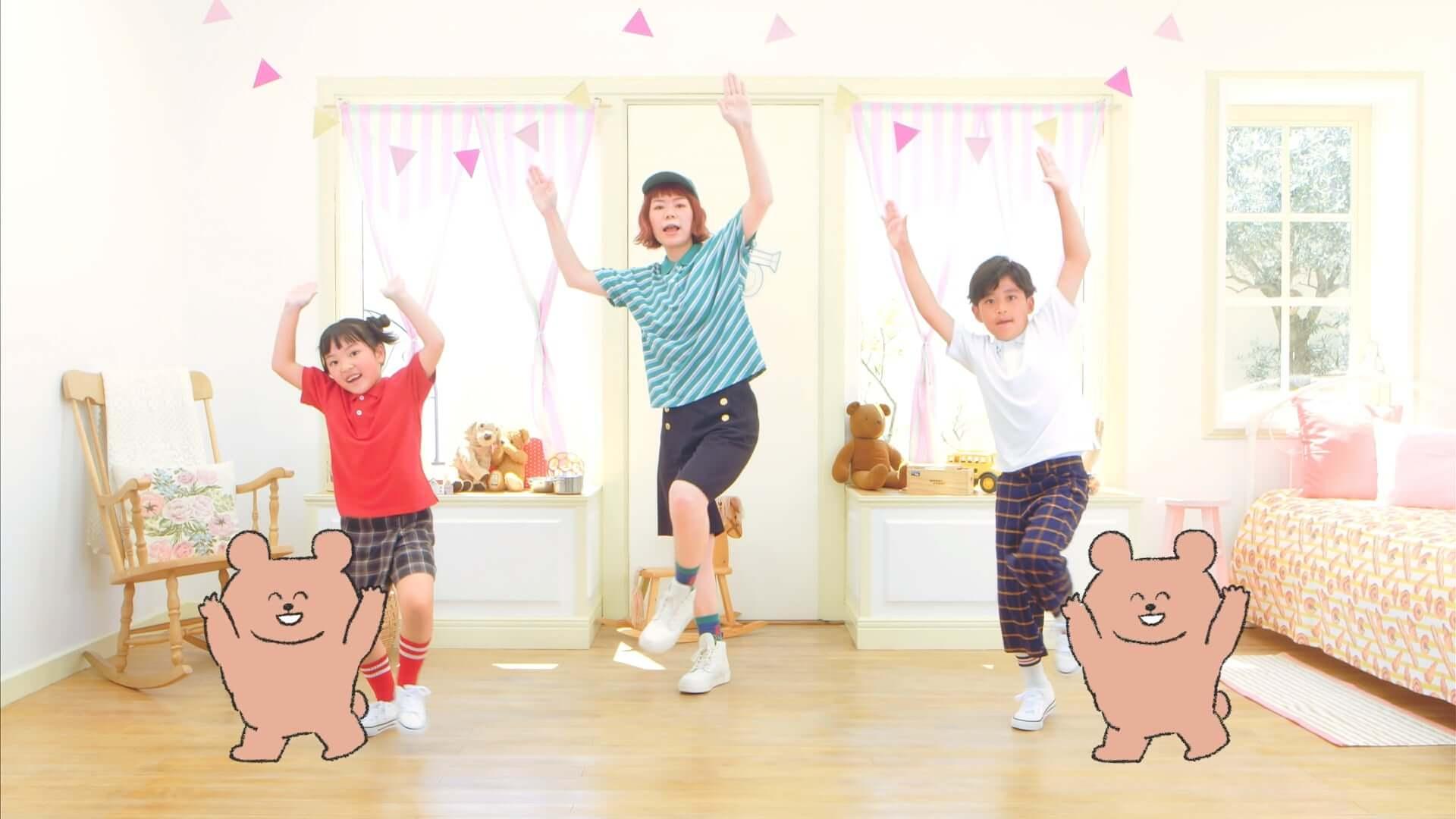 """DJみそしるとMCごはんによる楽曲""""ジョッキン体操""""の振り付け動画が公開中!歌と踊りで「手洗い・うがい・除菌」を啓発 music201111_jyokin-exercise_4-1920x1080"""