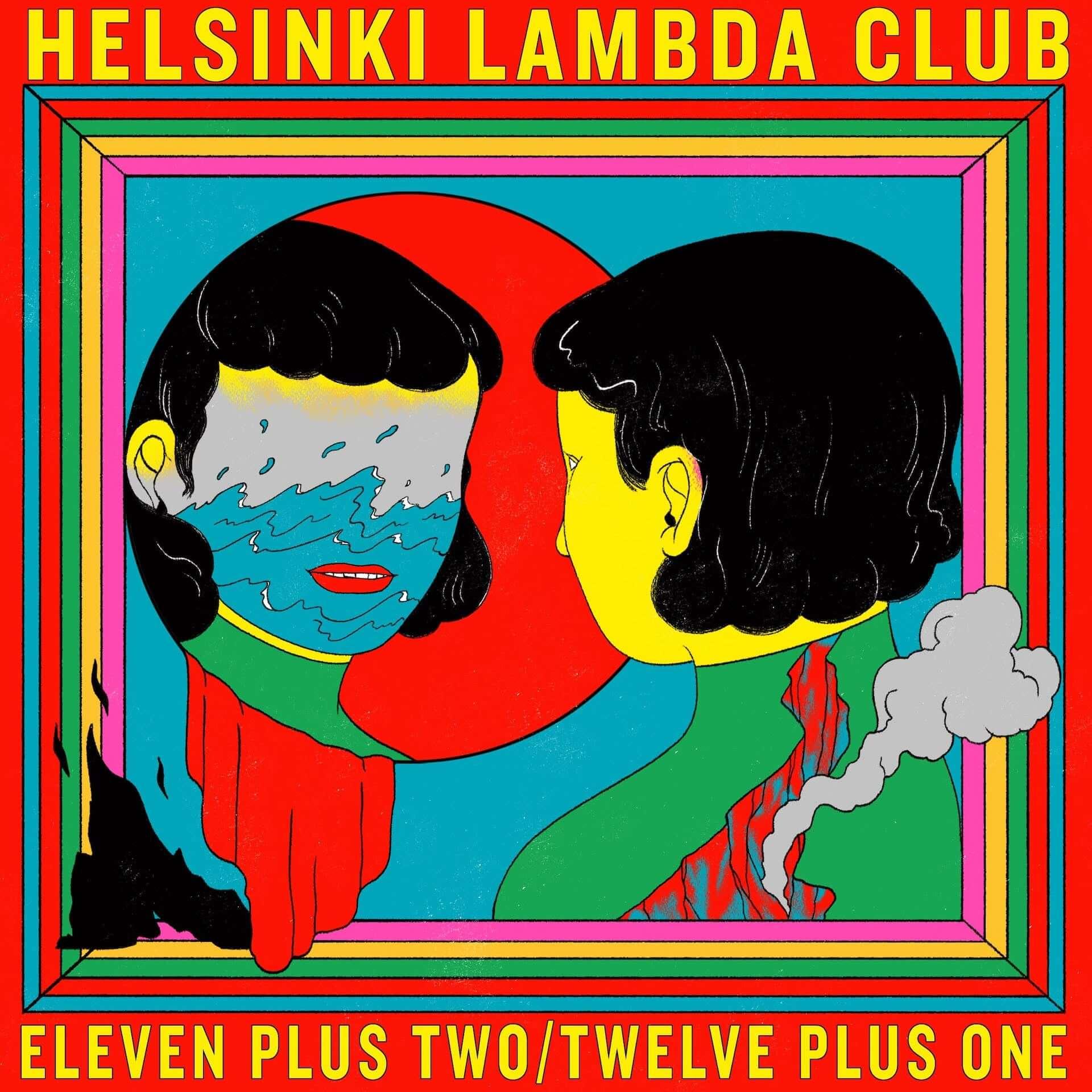 "Helsinki Lambda Club最新作『Eleven plus two/Twelve plus one』のリリースツアーが開催決定!""ミツビシ・マキアート""のライブ映像も公開 music201112_hlc-tour_1-1920x1920"