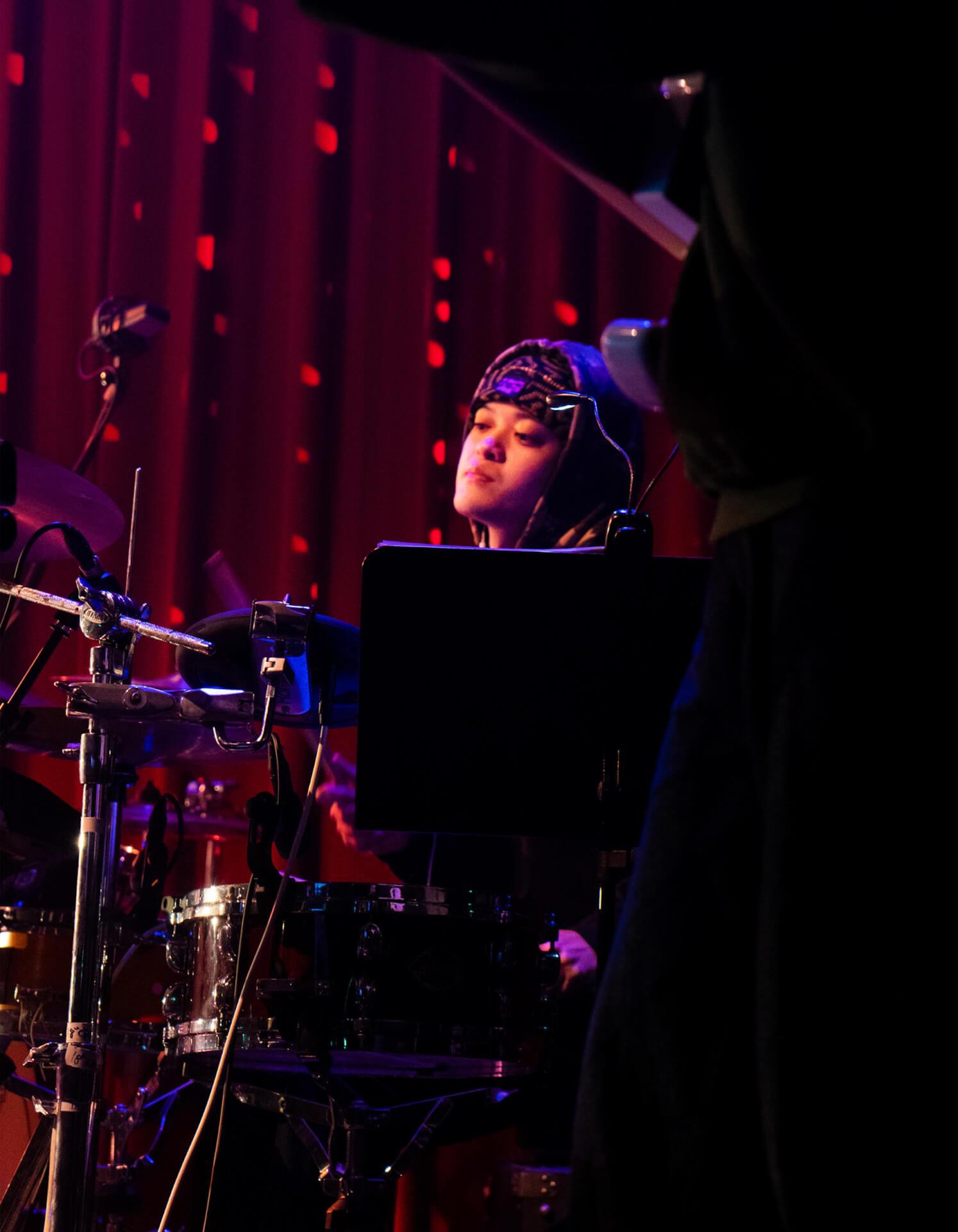 BIM初のビルボードライブ公演のライブレポートが到着!バンドセットでPUNPEE、kZm、STUTSらと共演 music201112_bim_live_1
