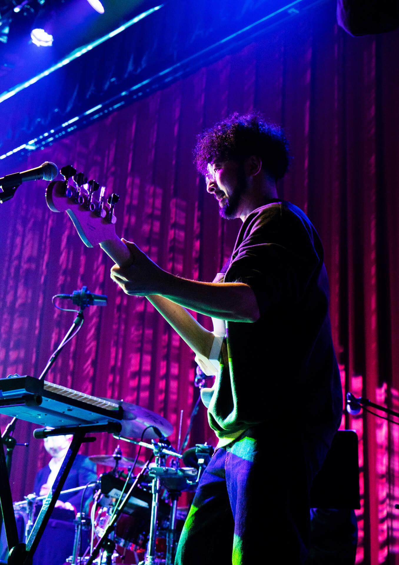 BIM初のビルボードライブ公演のライブレポートが到着!バンドセットでPUNPEE、kZm、STUTSらと共演 music201112_bim_live_3