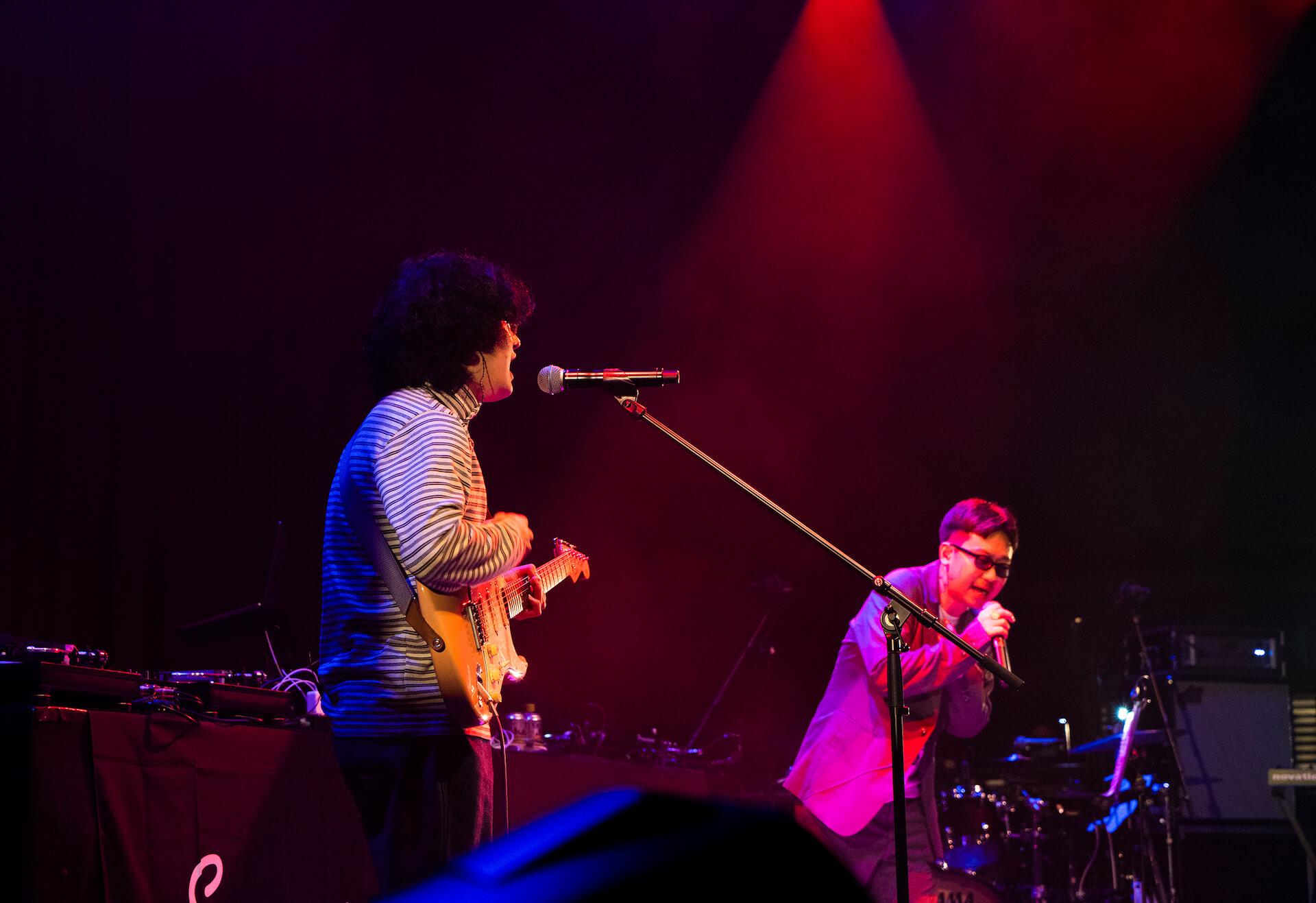 BIM初のビルボードライブ公演のライブレポートが到着!バンドセットでPUNPEE、kZm、STUTSらと共演 music201112_bim_live_9