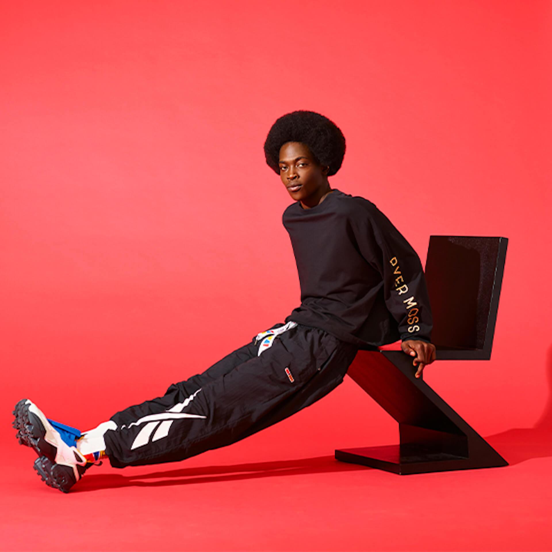 リーボックとPyer Mossのコラボコレクション第3弾が発売決定!話題のスニーカー『EXPERIMENT 4 FURY TRAIL』も登場 fashion20201013_newbalance_pyermoss_1