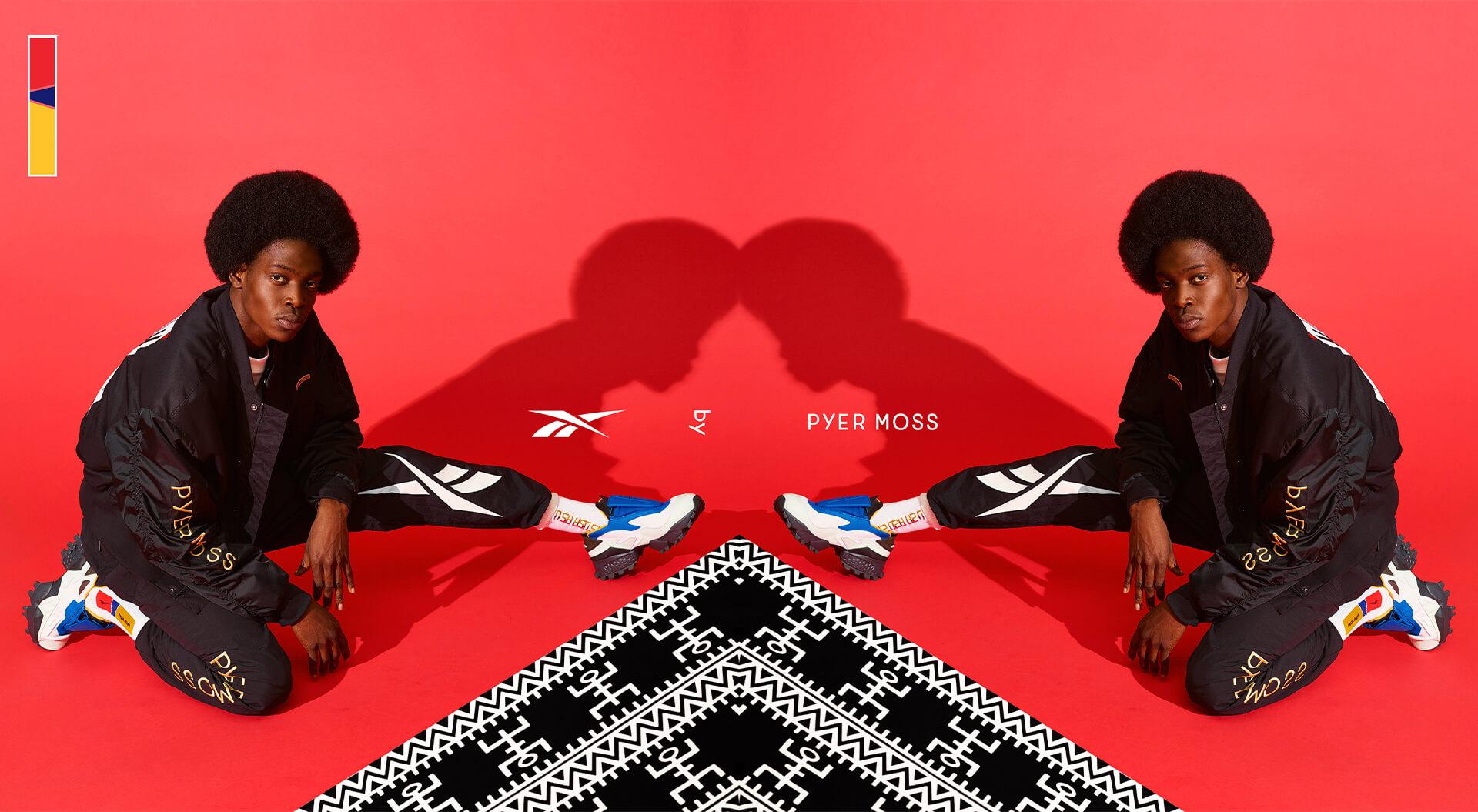 リーボックとPyer Mossのコラボコレクション第3弾が発売決定!話題のスニーカー『EXPERIMENT 4 FURY TRAIL』も登場 fashion20201013_newbalance_pyermoss_4