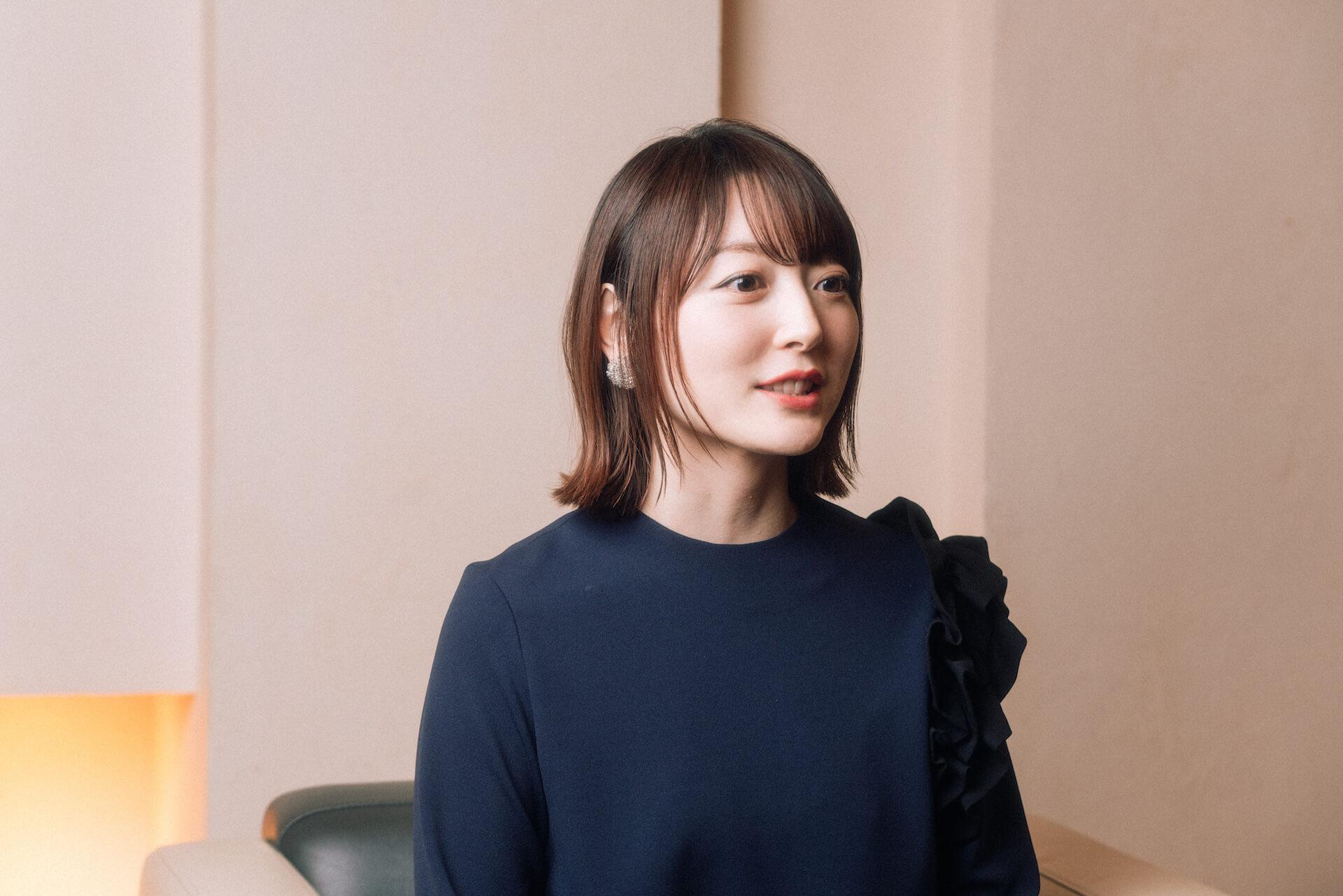 インタビュー:花澤香菜が『羅小黒戦記 ぼくが選ぶ未来』シャオヘイを演じて得た気づき interview201114_hanazawakana_4