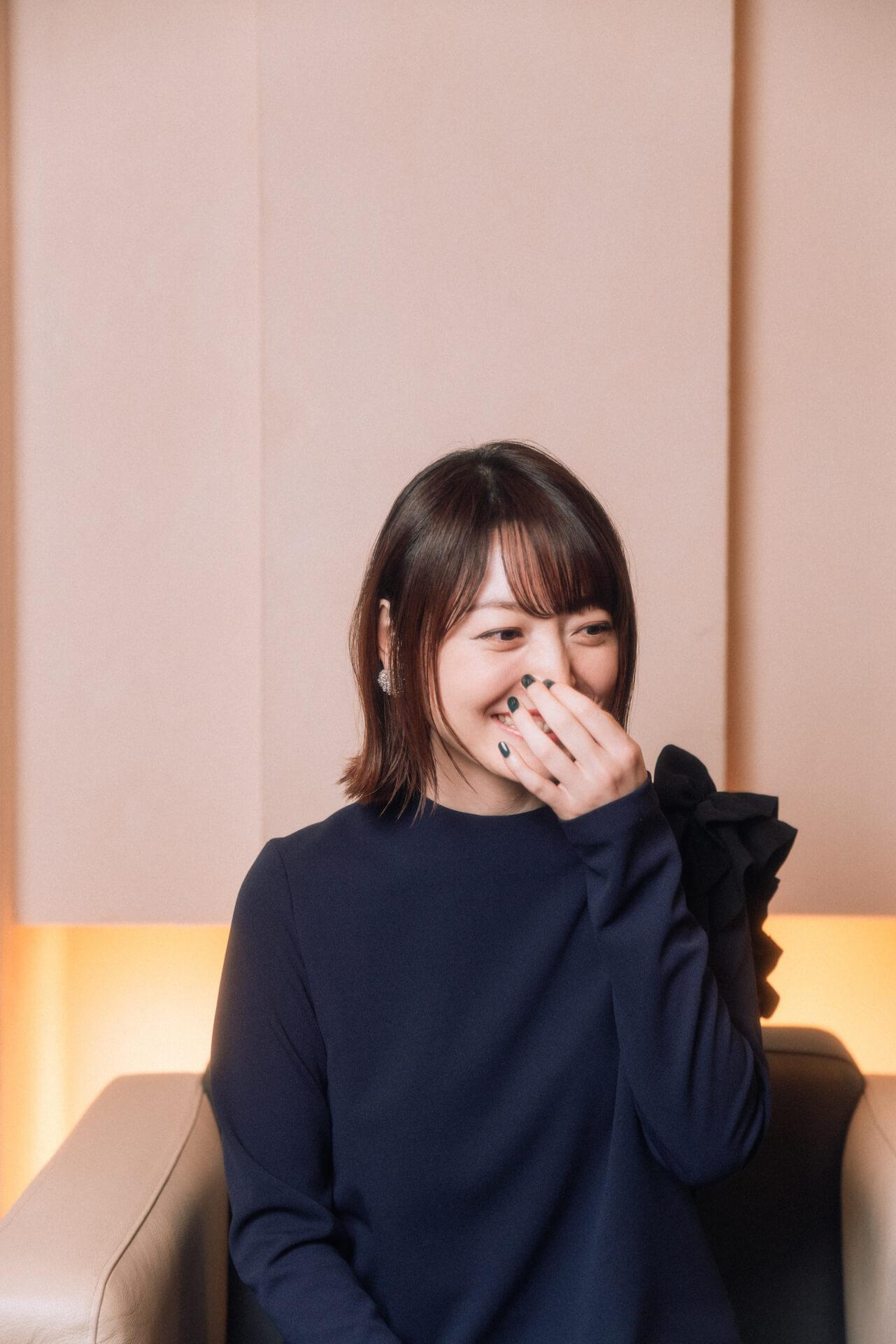 インタビュー:花澤香菜が『羅小黒戦記 ぼくが選ぶ未来』シャオヘイを演じて得た気づき interview201114_hanazawakana_6