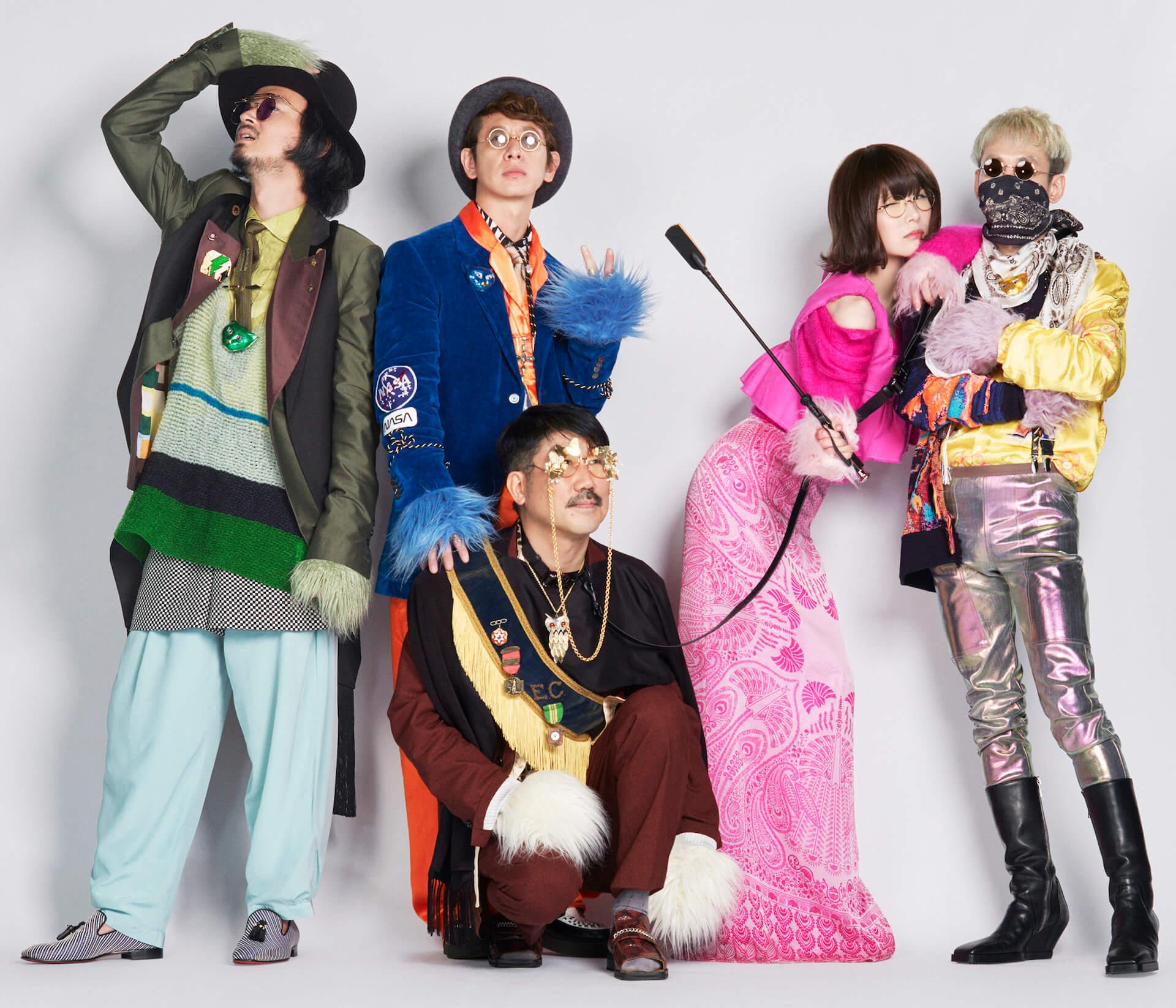復活を遂げた東京事変が『NHK紅白歌合戦』に初出場決定!コメントも到着「どうなりますことやら」 music201116_tokyoincident_main