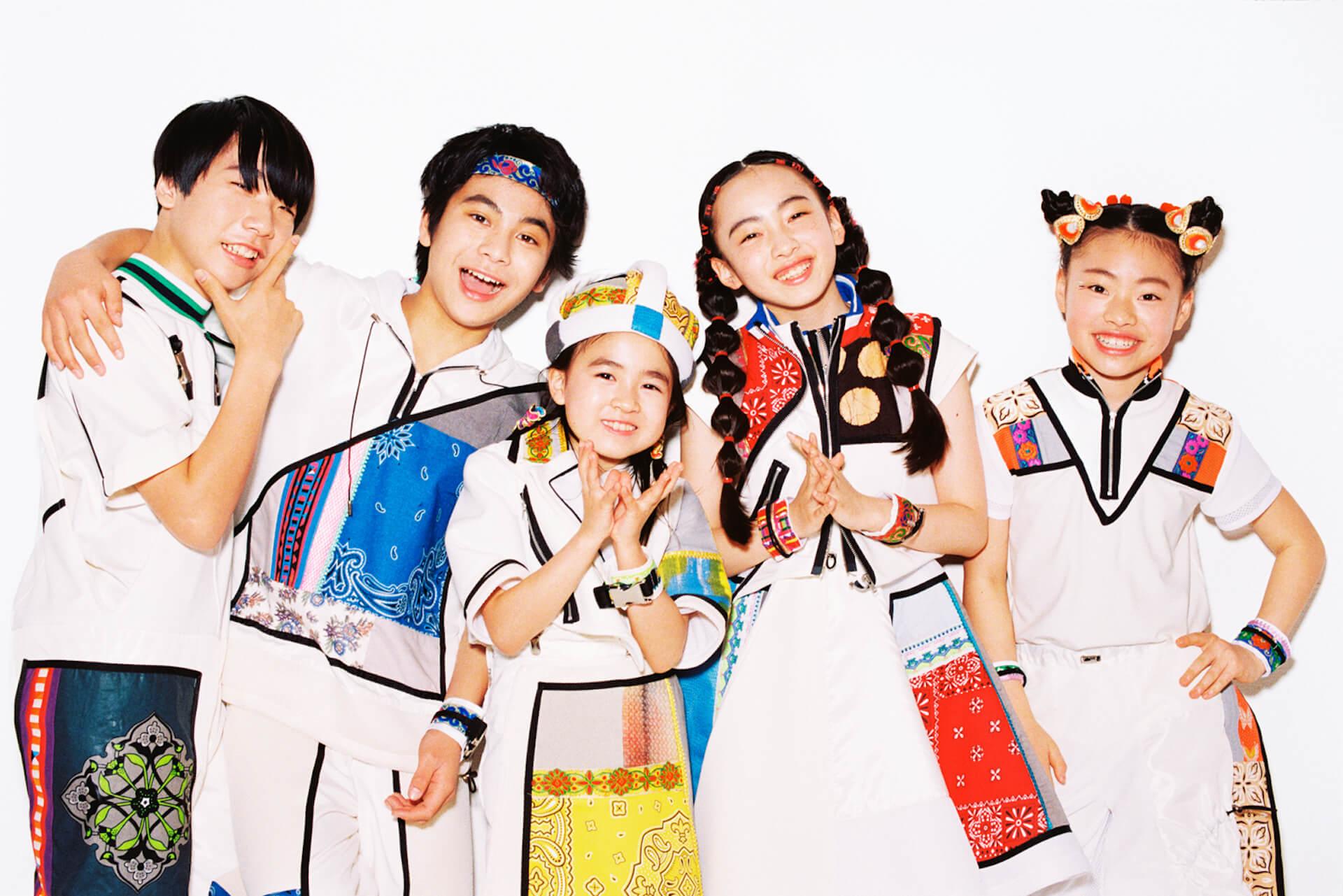 """Foorin""""パプリカ""""が羽田空港第3ターミナル駅の駅メロディに決定!米津玄師からコメントも「Foorinのみんなが頑張ってくれたおかげです」 music201116_yonezukenshi_2"""