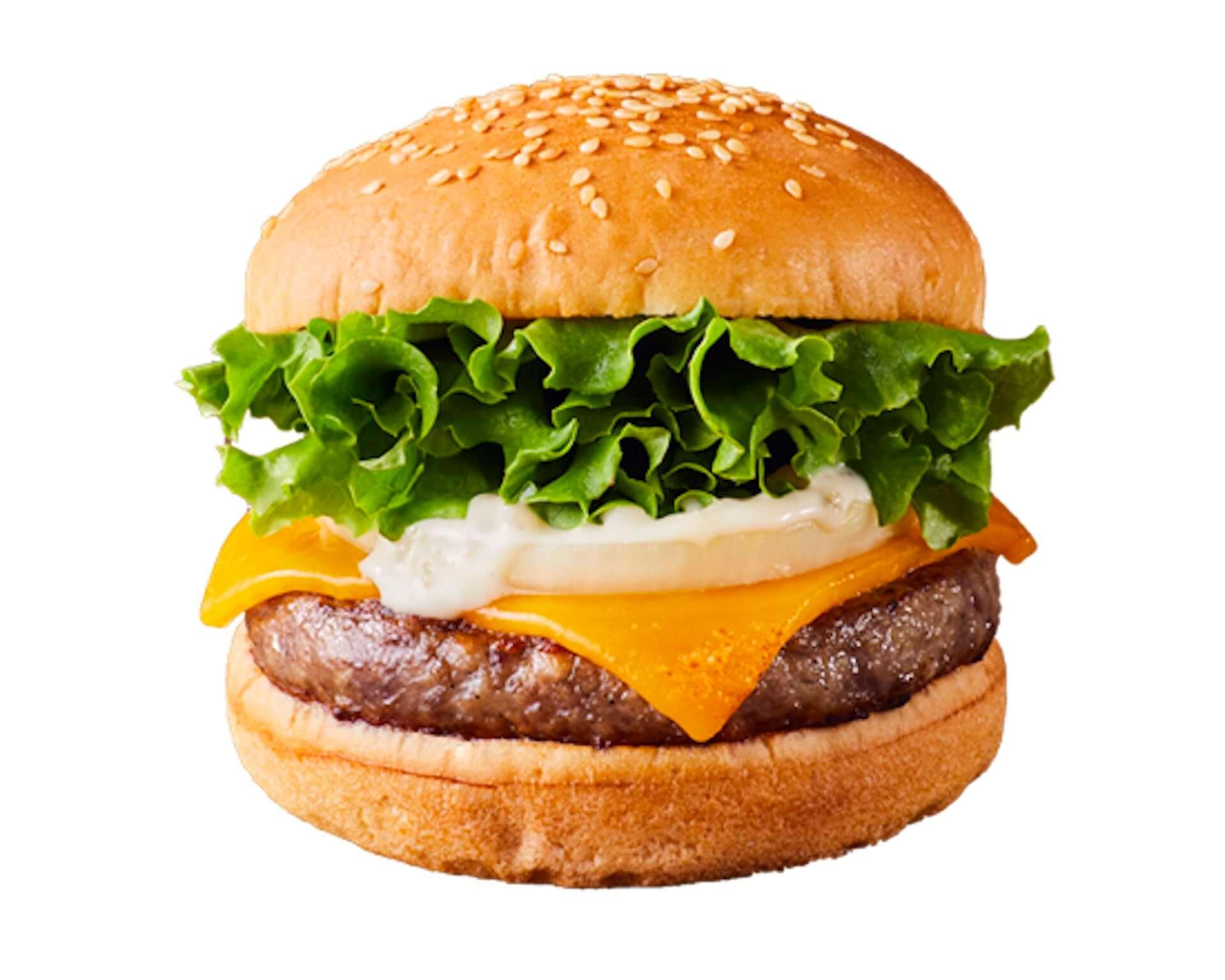 神戸牛肉の旨味たっぷりの「ブランド和牛バーガー」が今年もフレッシュネスバーガーに登場!期間限定商品『神戸牛バーガー』&『神戸牛チーズバーガー』が発売決定 gourmet201117_freshnessburger_5-1920x1536