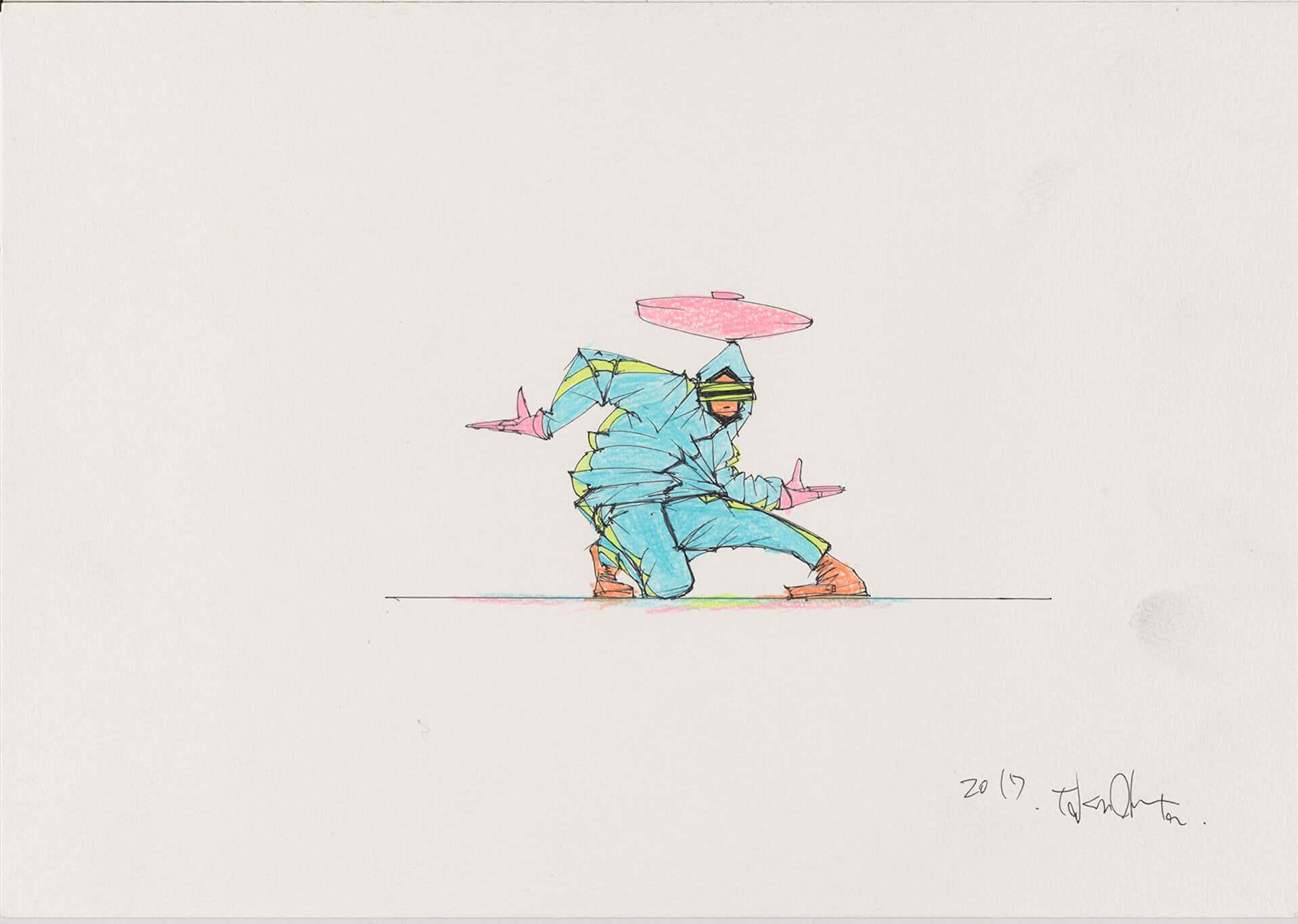 彫刻家・小畑多丘による初の作品集『Spectrum of the Move』が刊行決定!京都「haku kyoto」では記念の個展も開催 art201118_taku-obata_2-1920x1367