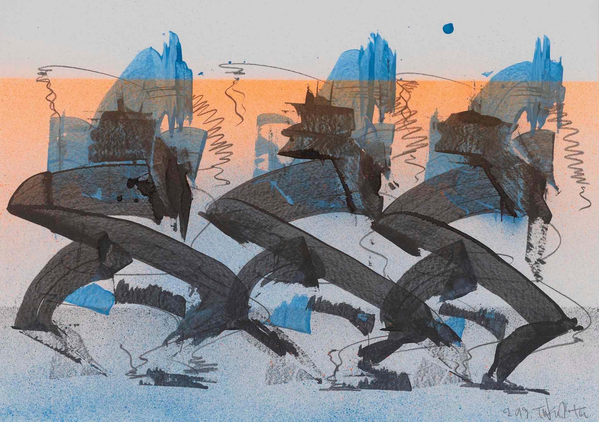 彫刻家・小畑多丘による初の作品集『Spectrum of the Move』が刊行決定!京都「haku kyoto」では記念の個展も開催 art201118_taku-obata_5-1920x1354