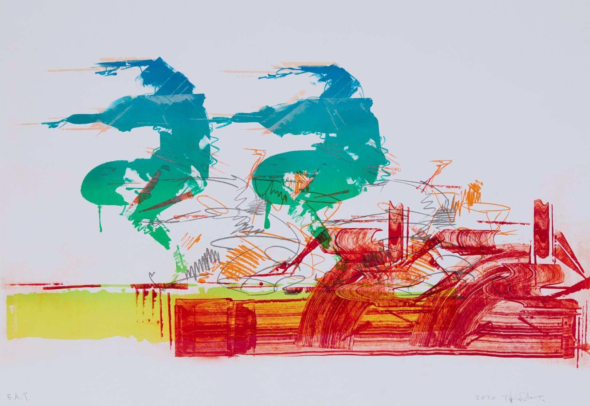彫刻家・小畑多丘による初の作品集『Spectrum of the Move』が刊行決定!京都「haku kyoto」では記念の個展も開催 art201118_taku-obata_8-1920x1321