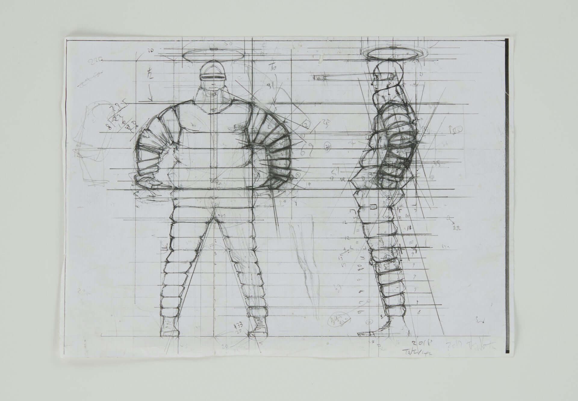 彫刻家・小畑多丘による初の作品集『Spectrum of the Move』が刊行決定!京都「haku kyoto」では記念の個展も開催 art201118_taku-obata_11-1920x1335